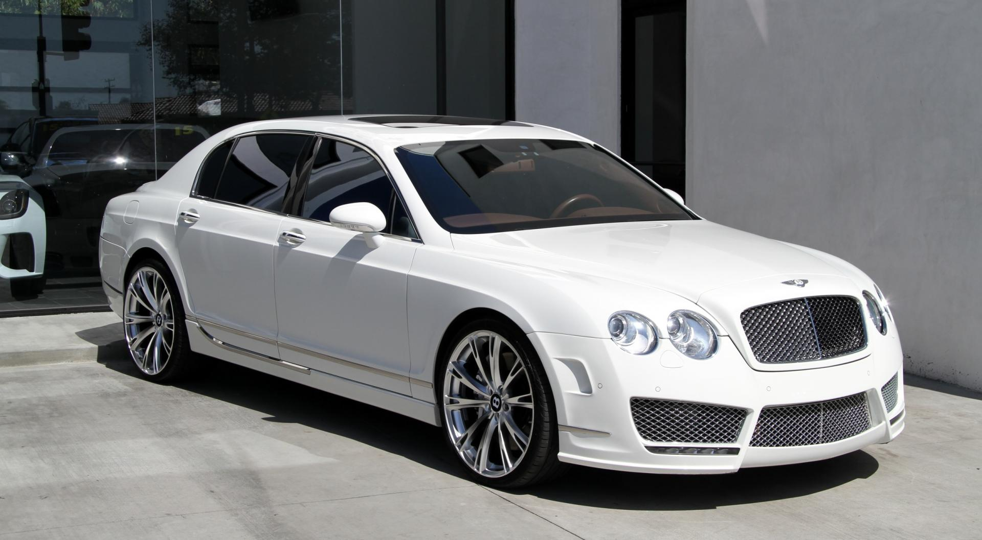 2009 Bentley Continental Flying Spur Speed ** MANSORY EDITION ** Stock # 5874A for sale near ...