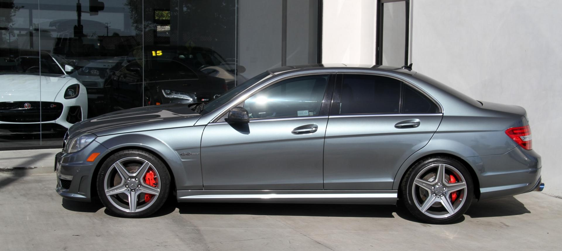 2012 mercedes benz c 63 amg performance pkg stock for Mercedes benz nearby