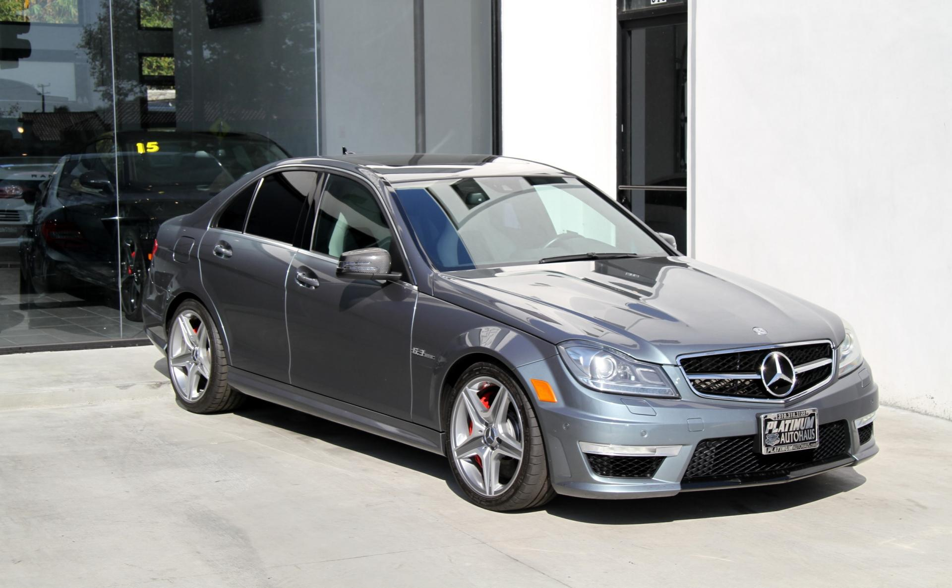 2012 mercedes benz c 63 amg performance pkg stock for Performance mercedes benz