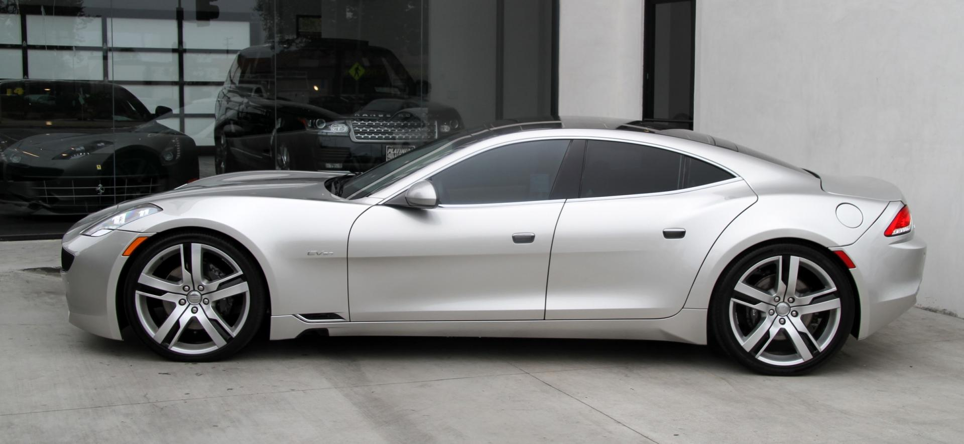 Free Vehicle History Report By Vin >> 2012 Fisker Karma EcoSport ** Signature Edition ** Stock ...