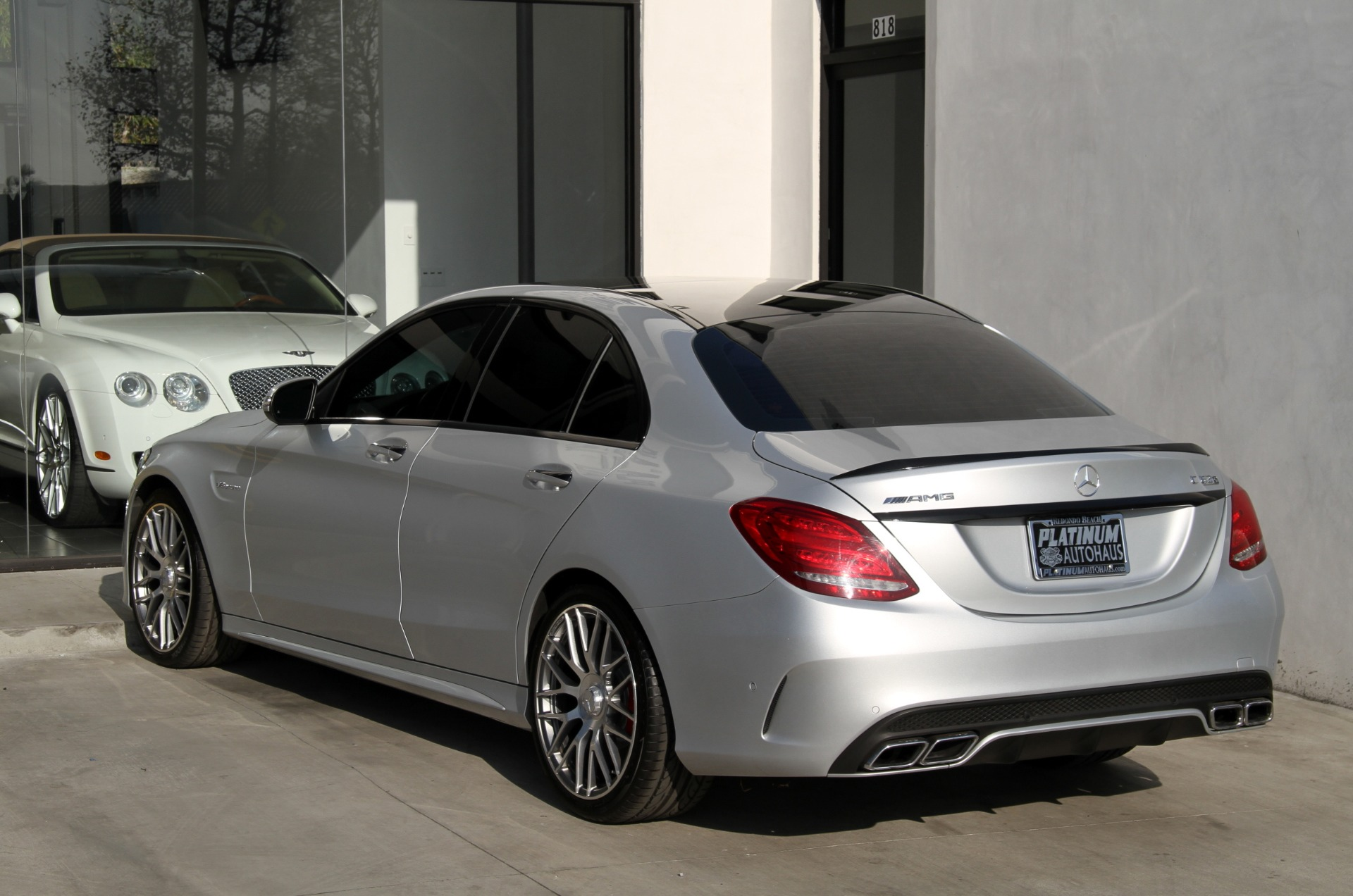 2016 mercedes benz c63 s amg stock 6004 for sale near redondo beach ca ca mercedes benz dealer. Black Bedroom Furniture Sets. Home Design Ideas