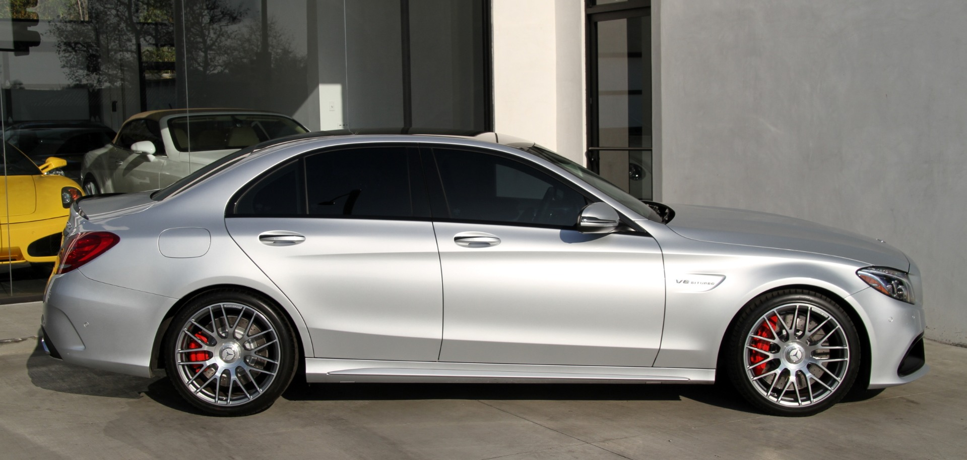 2016 mercedes benz c63 s amg stock 6004 for sale near for Nearest mercedes benz