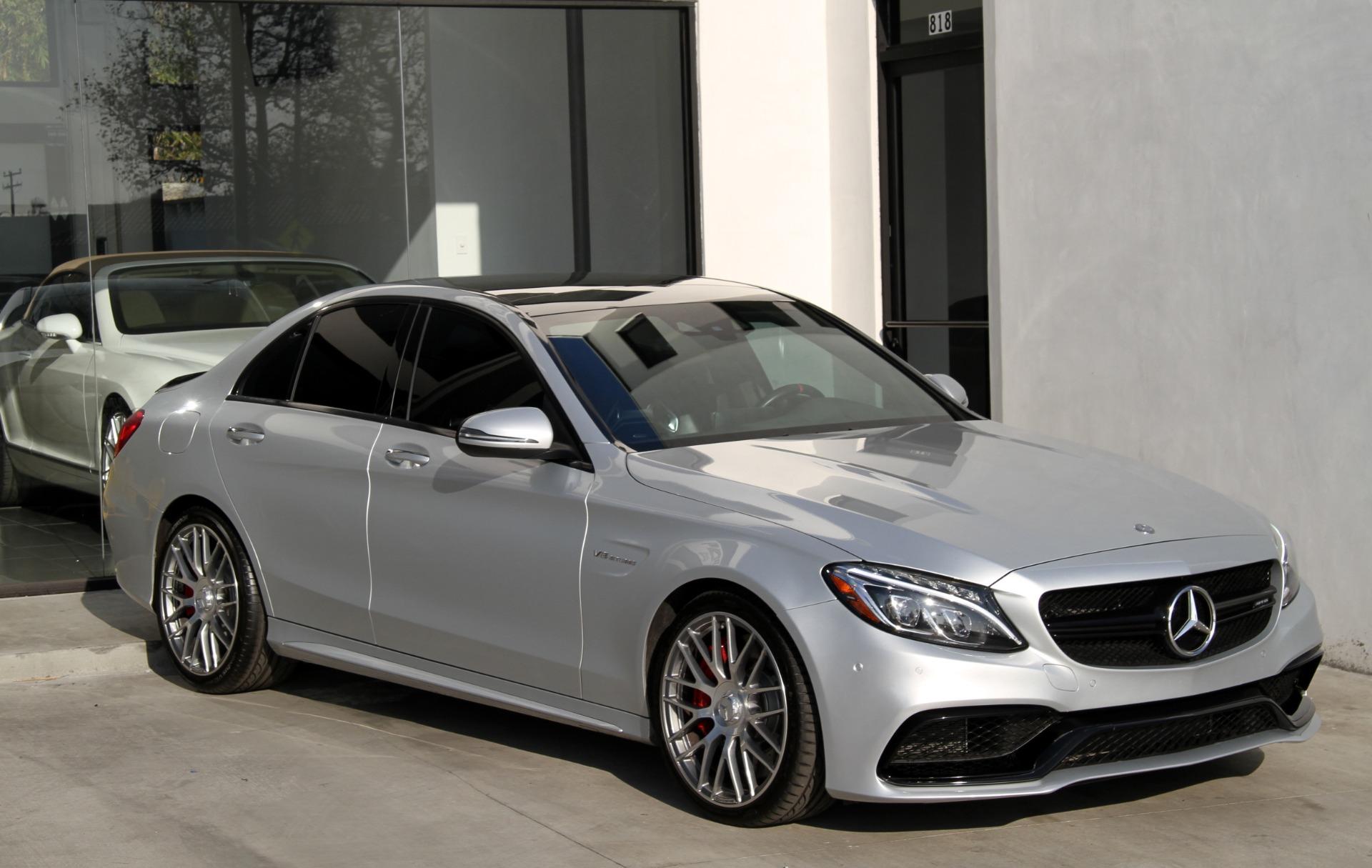 Mercedes Dealership Near Me >> 2016 Mercedes-Benz C63 S AMG Stock # 6004 for sale near Redondo Beach, CA   CA Mercedes-Benz Dealer