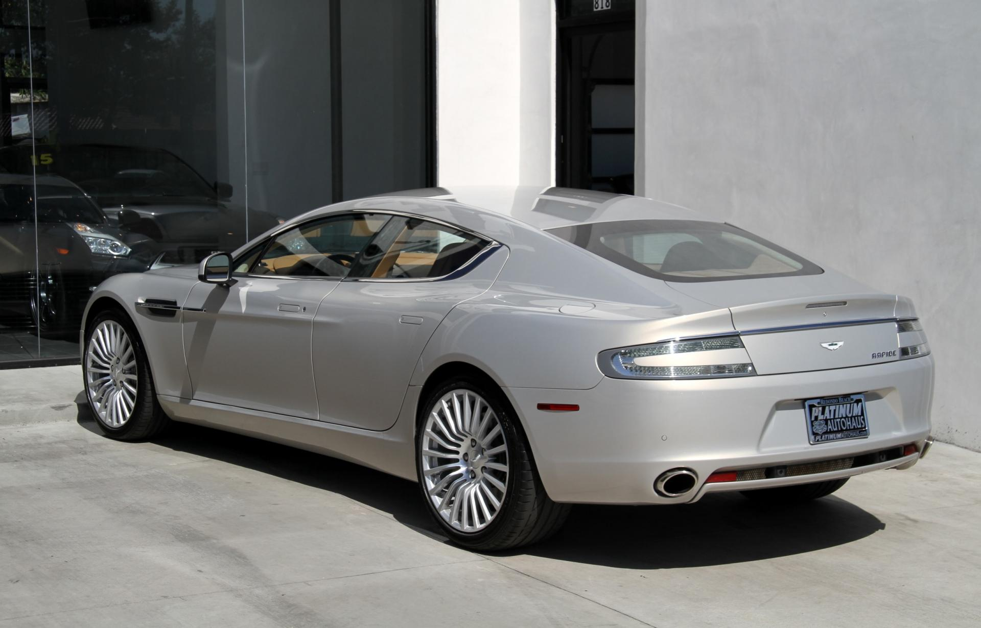 2011 Aston Martin Rapide Stock # 5993 For Sale Near