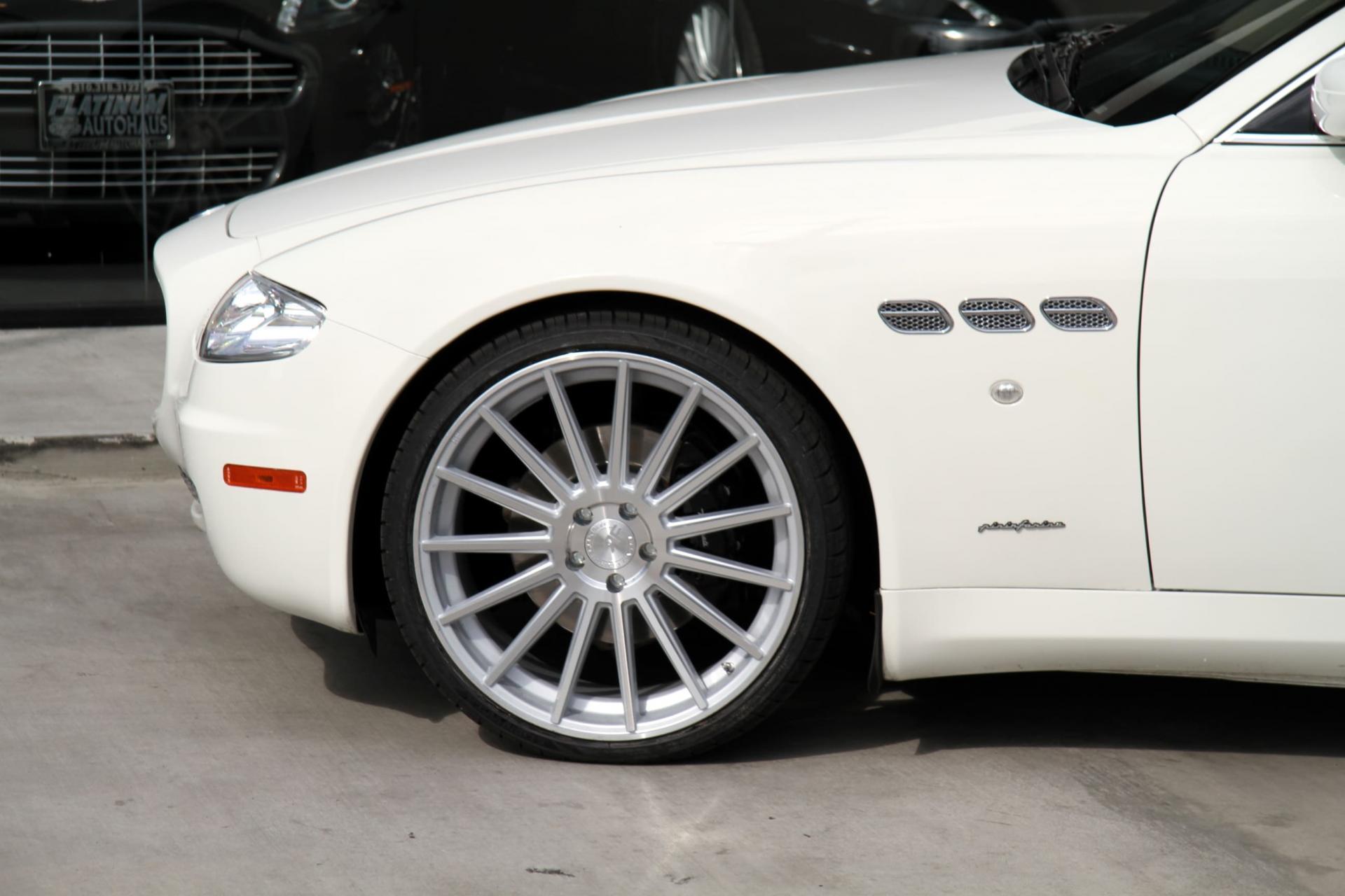 2008 Maserati Quattroporte Executive Gt Automatic Stock