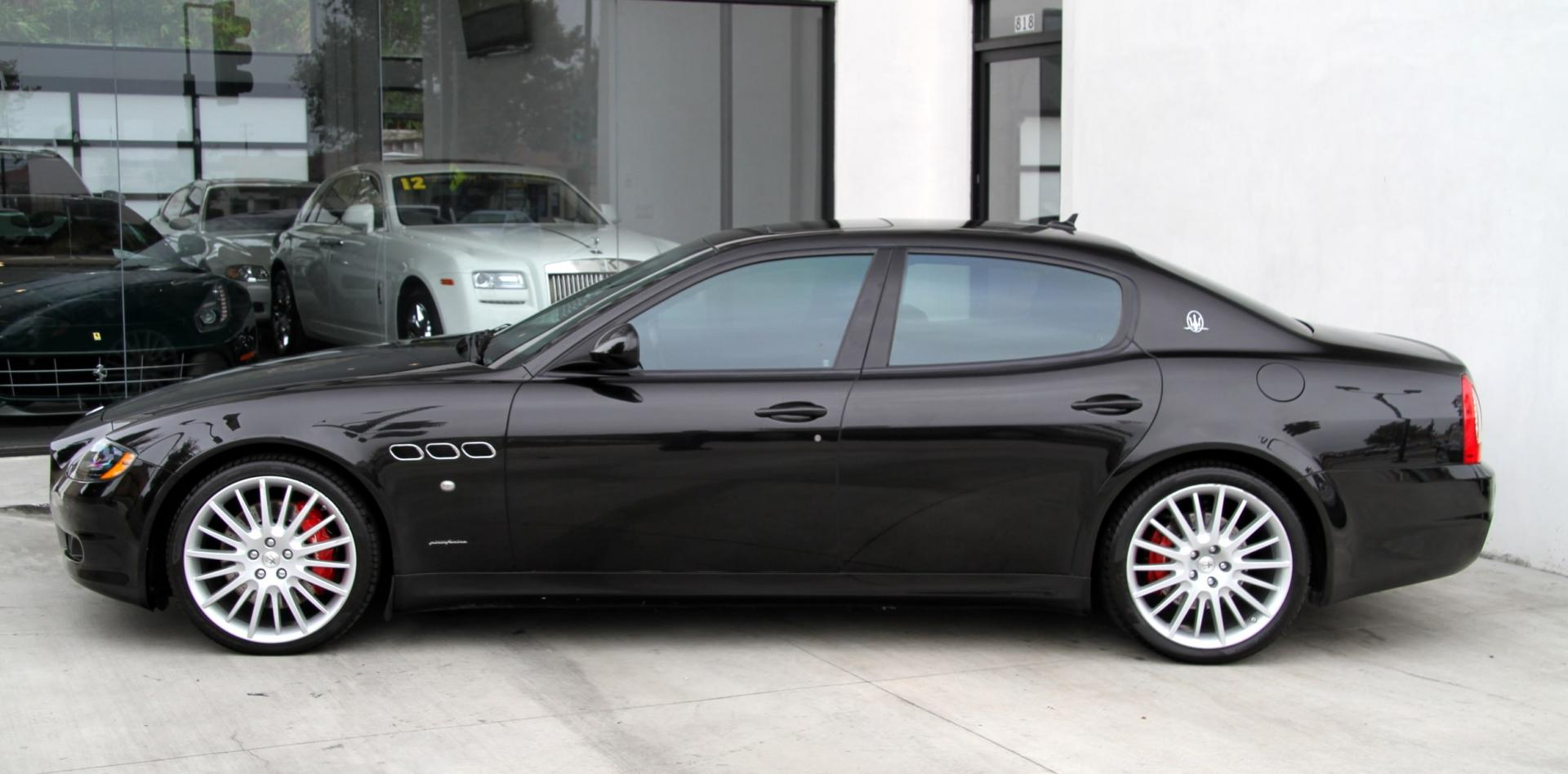 2011 Maserati Quattroporte S ** MC Sportline ** Stock ...