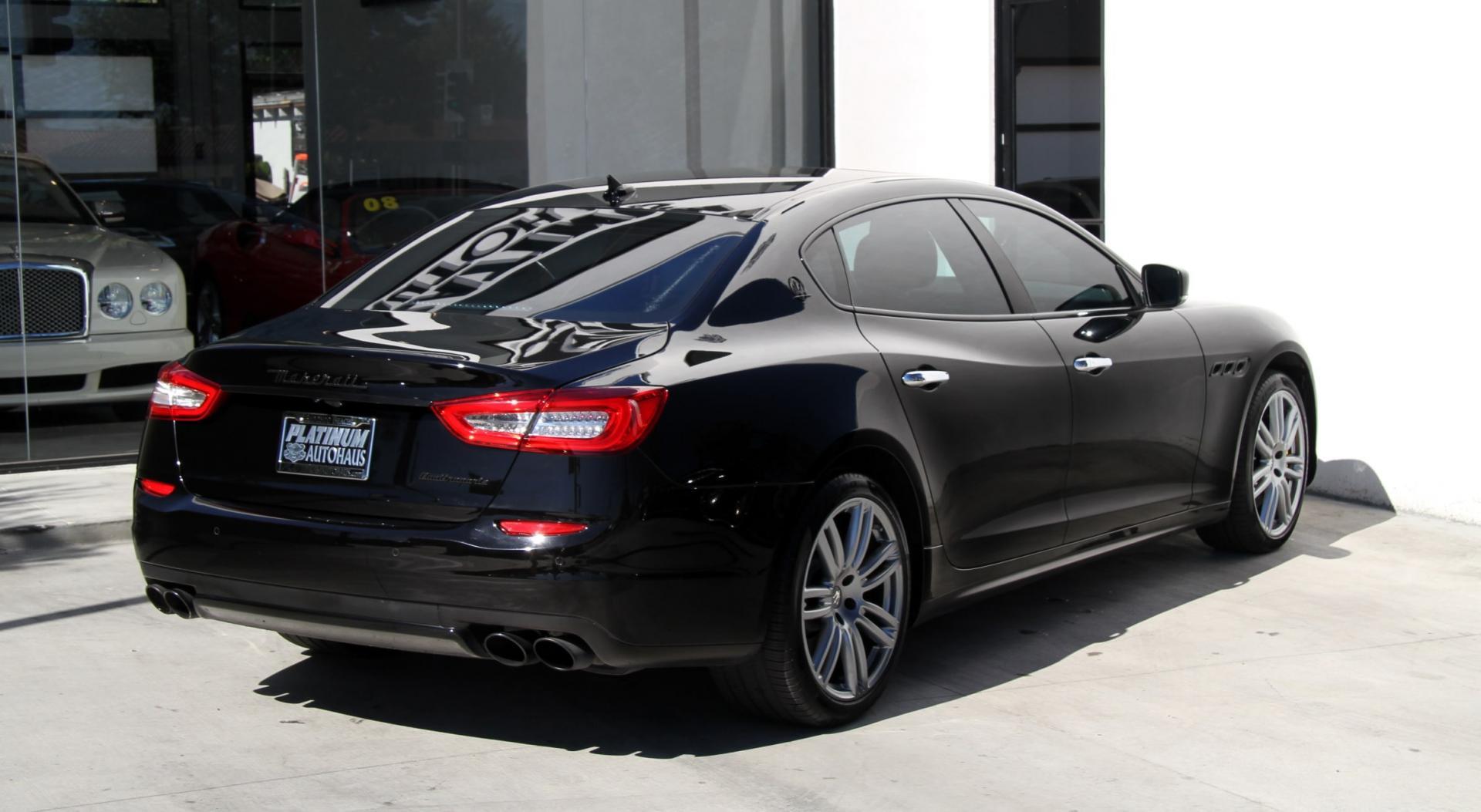 Free Vehicle History Report By Vin >> 2014 Maserati Quattroporte S Q4 Stock # 5906 for sale near Redondo Beach, CA | CA Maserati Dealer