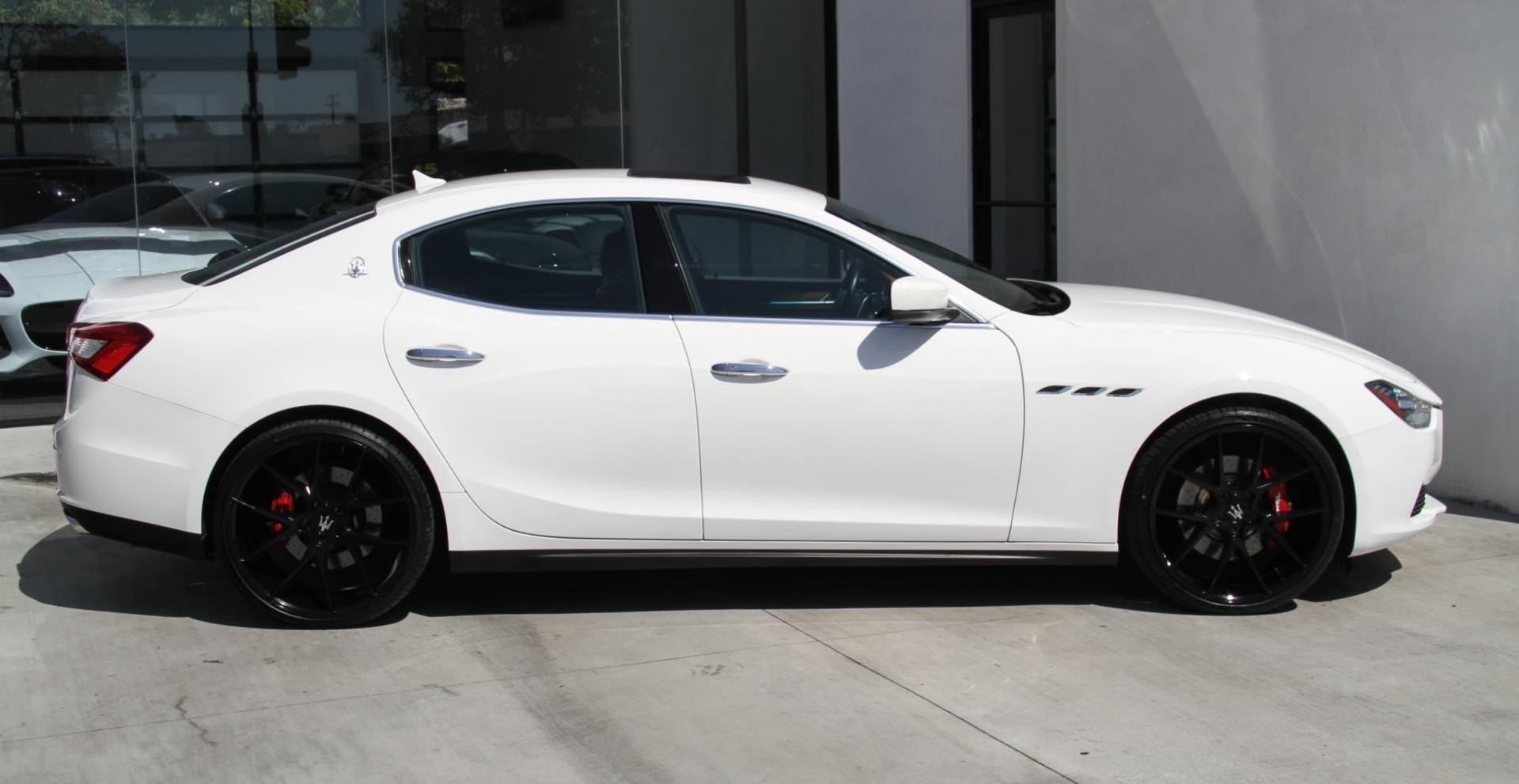 Back Up Sensors >> 2015 Maserati Ghibli S Q4 Stock # 5995 for sale near ...