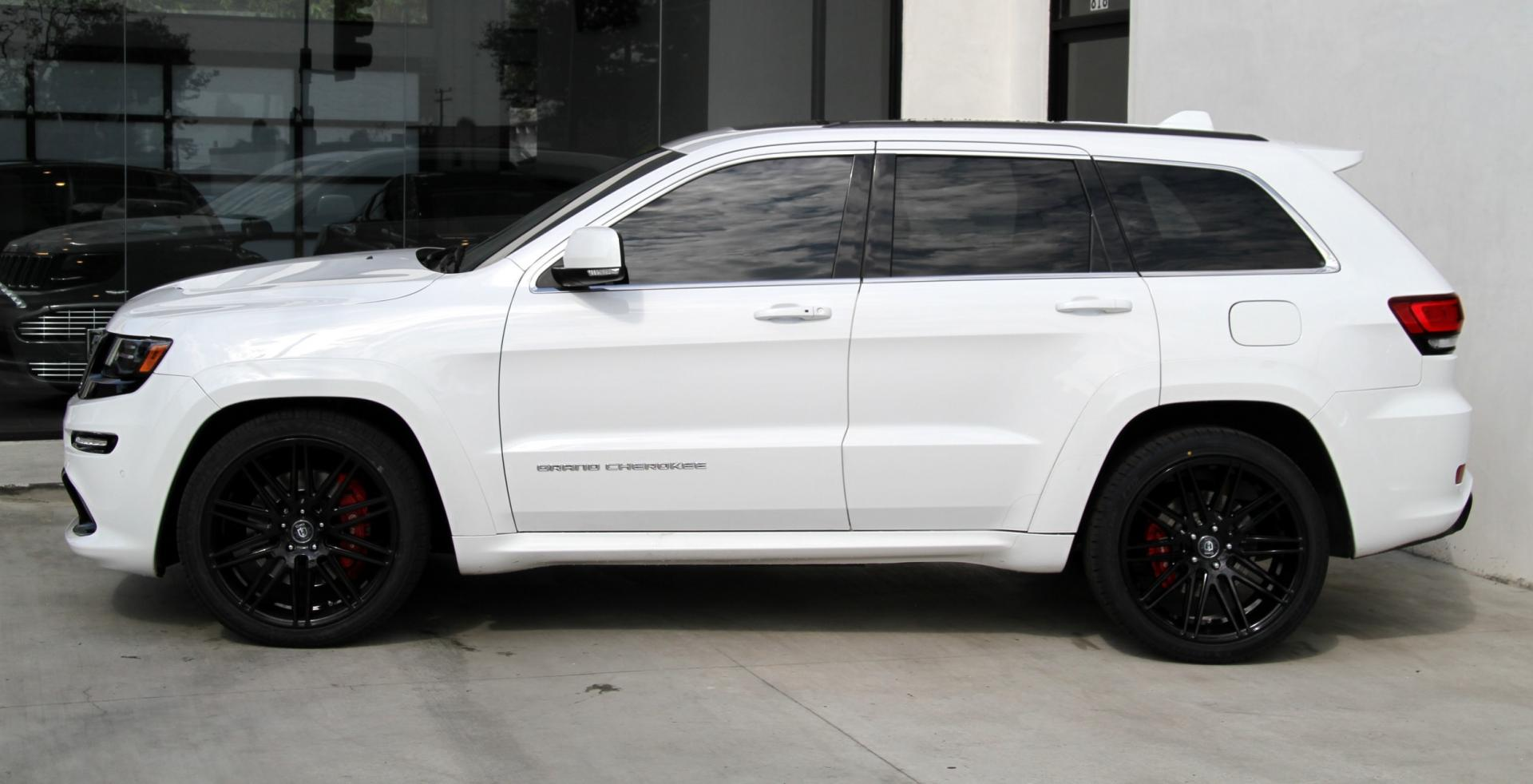 2014 jeep grand cherokee srt 4x4 stock 5976 for sale near redondo beach ca ca jeep dealer. Black Bedroom Furniture Sets. Home Design Ideas