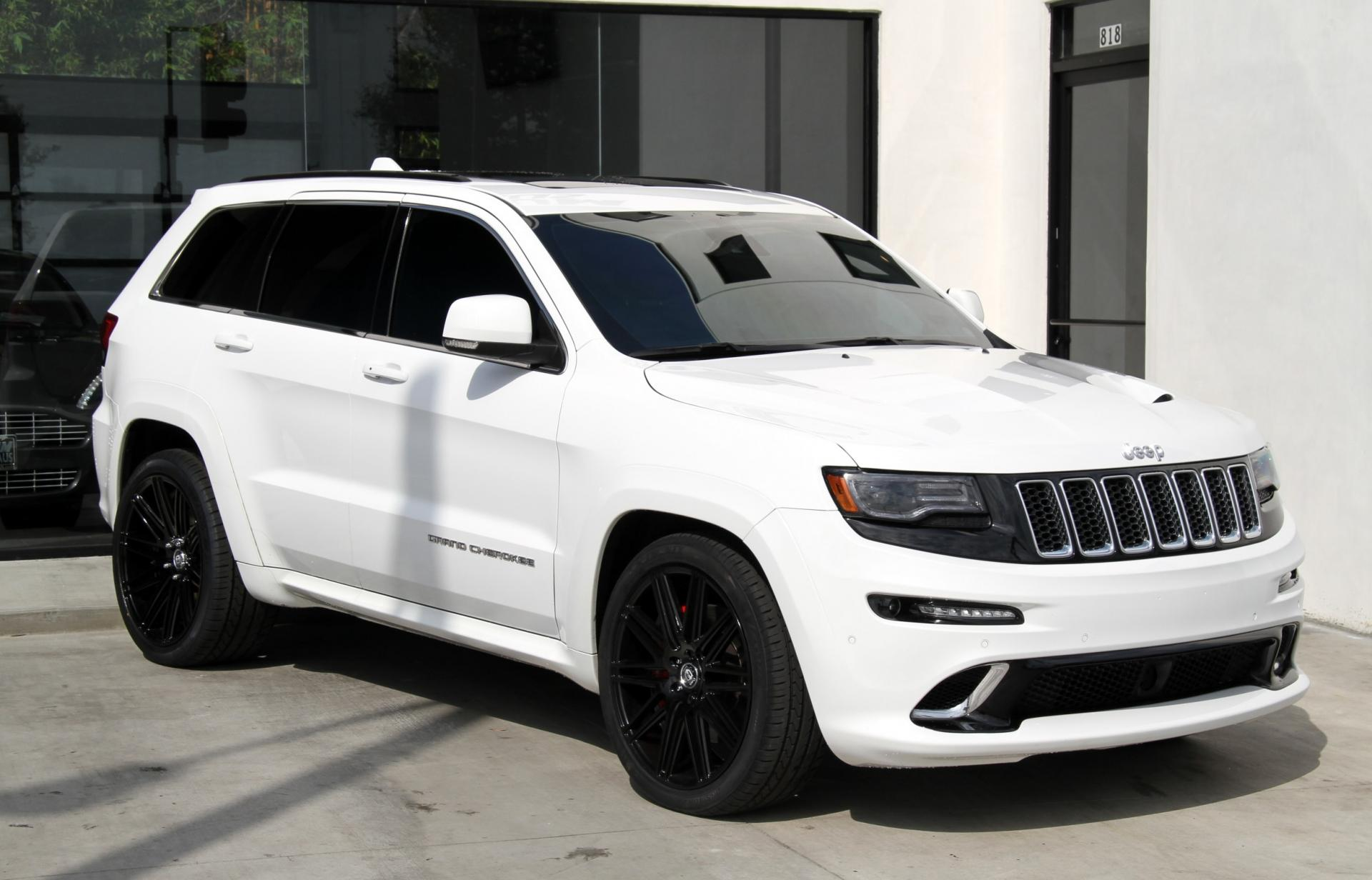 ... Used 2014 Jeep Grand Cherokee SRT 4x4 ...