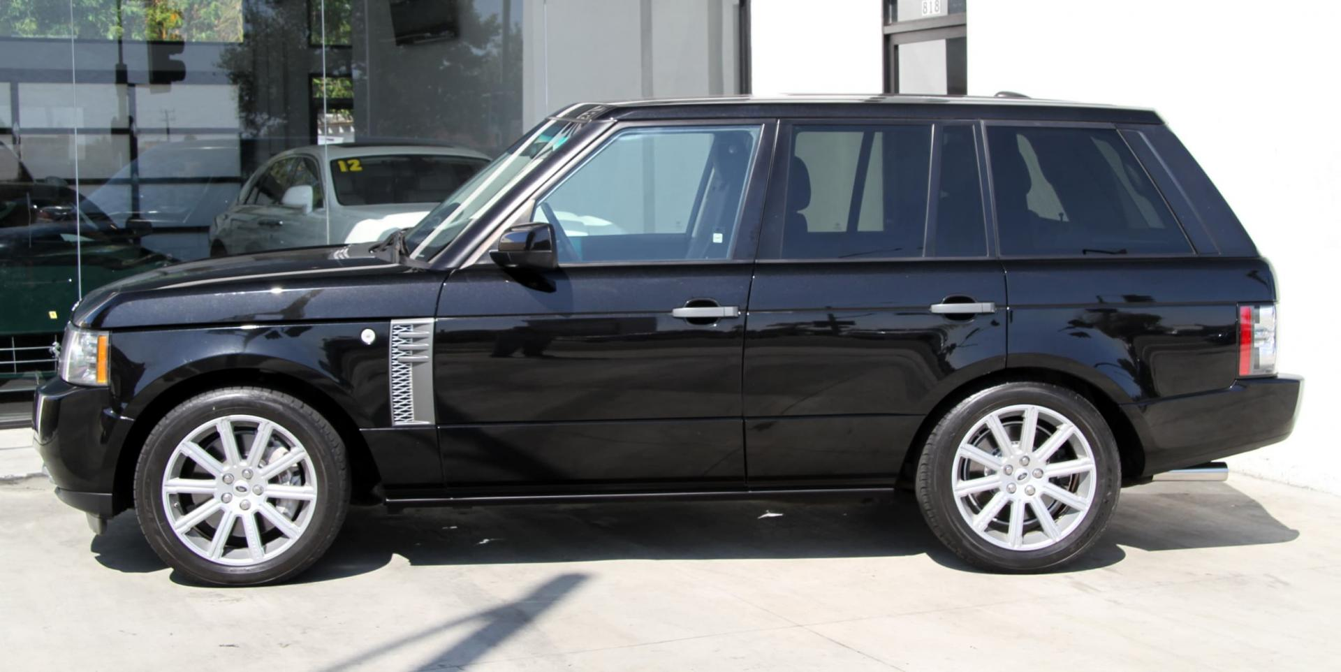 2011 land rover range rover supercharged stock 5969 for for General motors dealers near me
