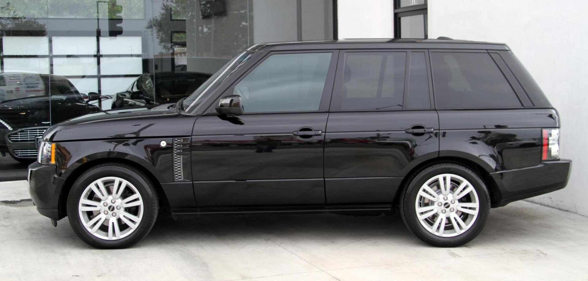 Land Rover For Sale Near Me >> 2012 Land Rover Range Rover HSE ** Luxury Package ** Stock # 5978 for sale near Redondo Beach ...