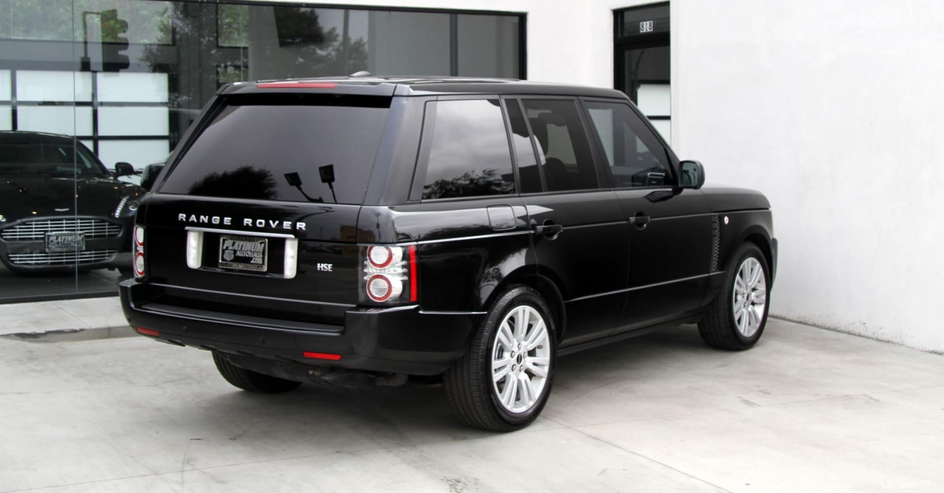2012 land rover range rover hse luxury package stock 5978 for sale near redondo beach. Black Bedroom Furniture Sets. Home Design Ideas