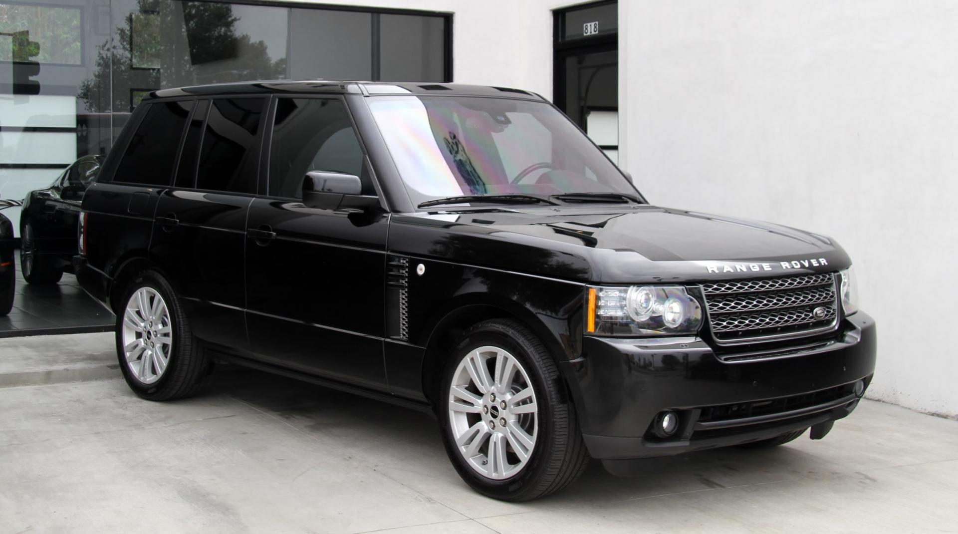 Used Range Rover For Sale Near Me >> 2012 Land Rover Range Rover HSE ** Luxury Package ** Stock # 5978 for sale near Redondo Beach ...