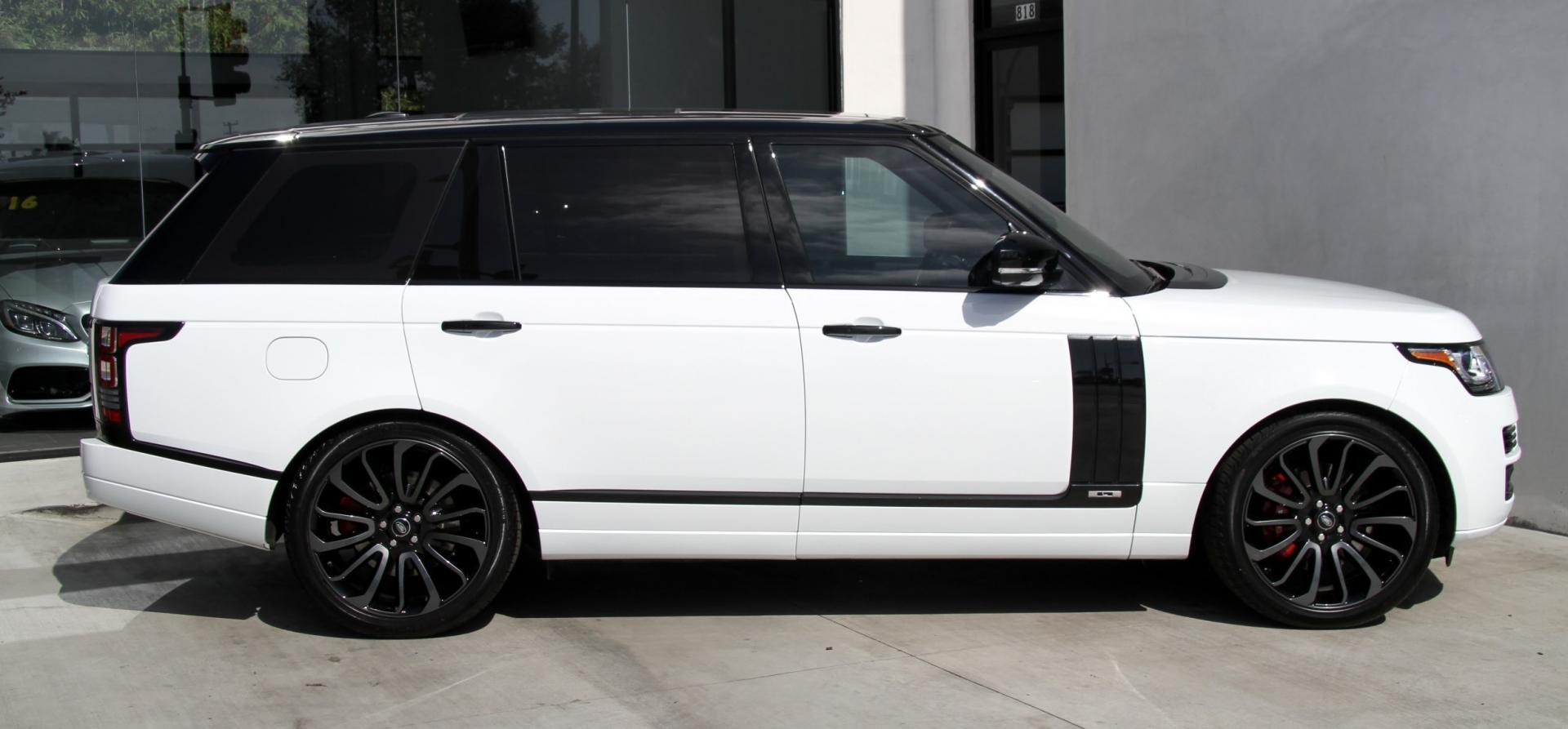 Land Rover For Sale Near Me >> 2015 Land Rover Range Rover Supercharged ** LONG WHEEL BASE ** Stock # 6375A for sale near ...