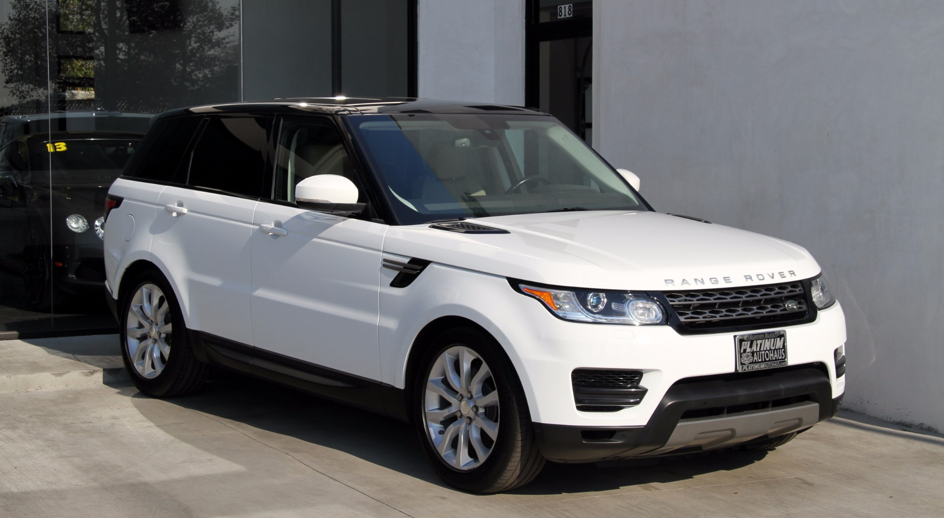 2015 land rover range rover sport se stock 5964 for sale near redondo beach ca ca land. Black Bedroom Furniture Sets. Home Design Ideas
