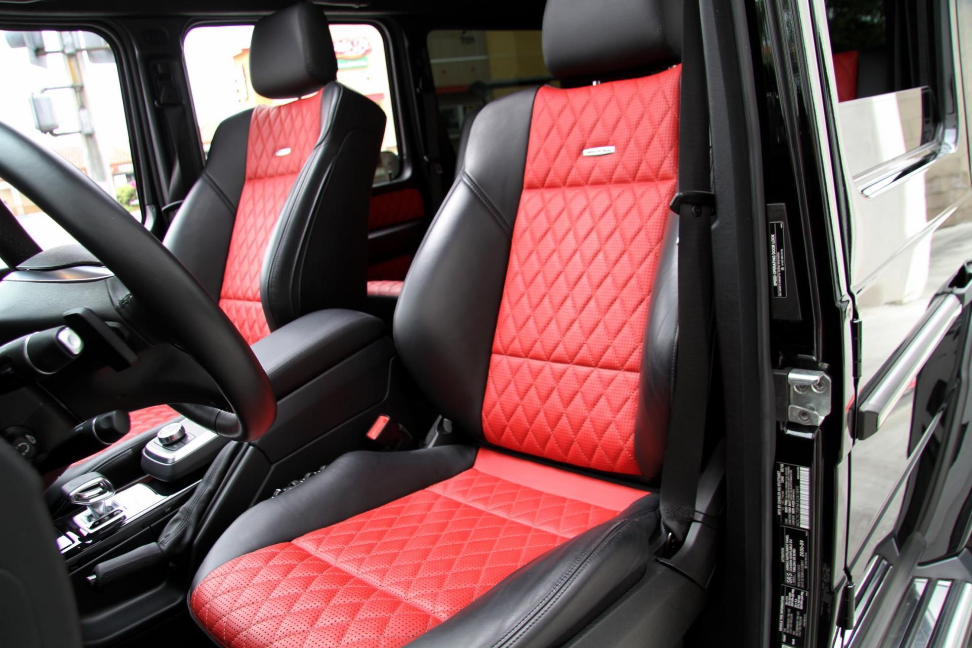Used Car Value By Vin >> 2015 Mercedes-Benz G63 AMG 4MATIC **Diamond Stitched Seats ...