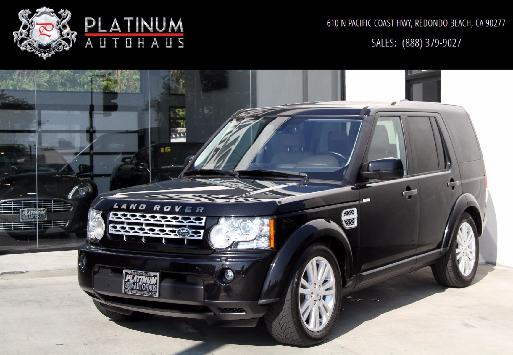 2012 land rover lr4 hse stock 5989 for sale near redondo beach ca ca land rover dealer - Land rover garage near me ...