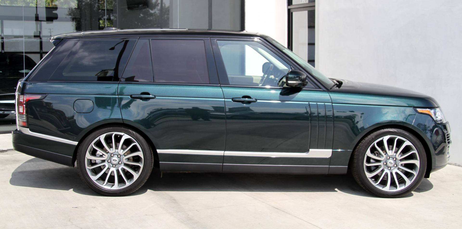 2014 Land Rover Range Rover Hse Stock 5810 For Sale Near