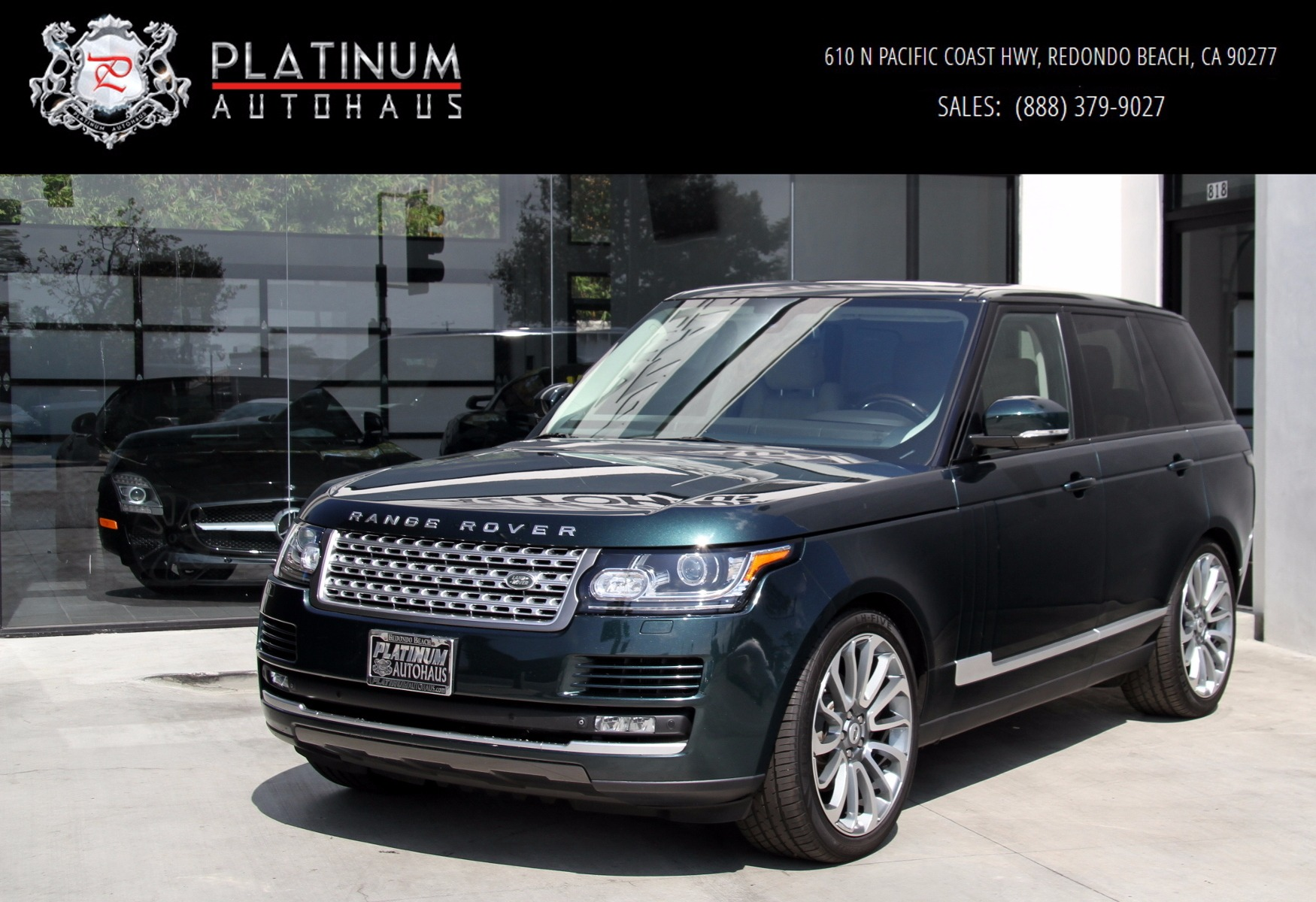 2014 land rover range rover hse stock 5810 for sale near redondo beach ca ca land rover dealer - Land rover garage near me ...