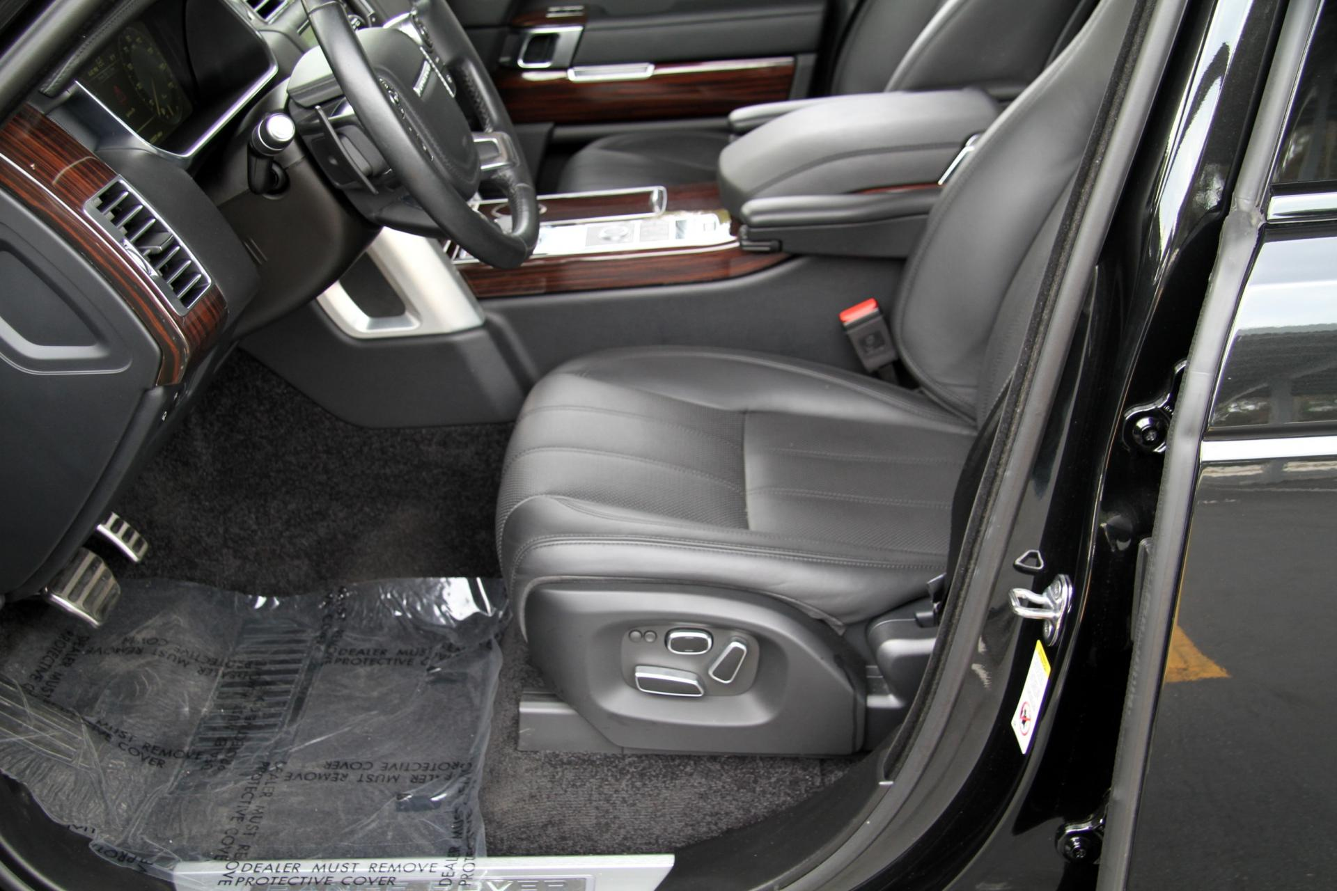 2015 Land Rover Range Rover Supercharged ** LONG WHEEL ...