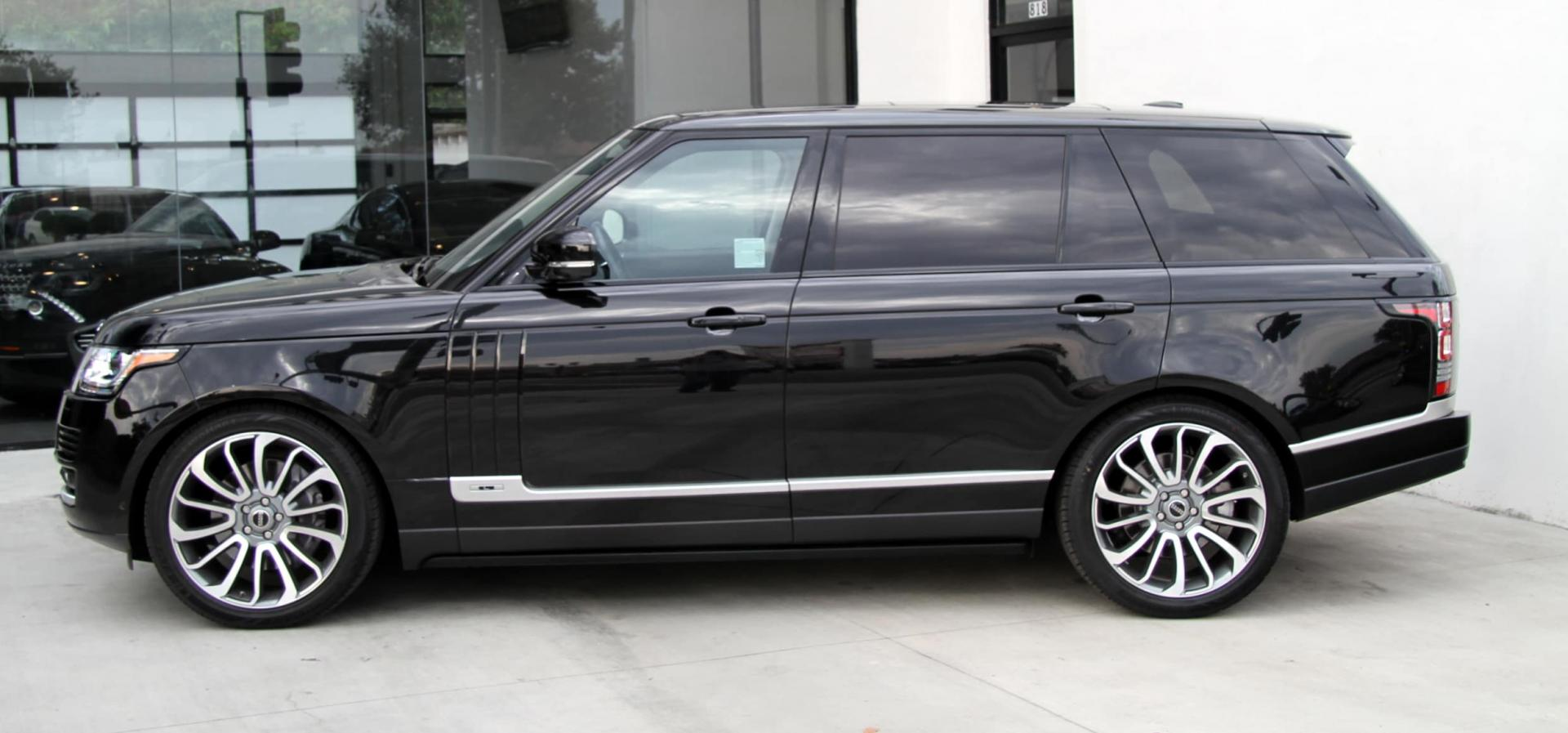 2015 land rover range rover supercharged long wheel for General motors dealers near me