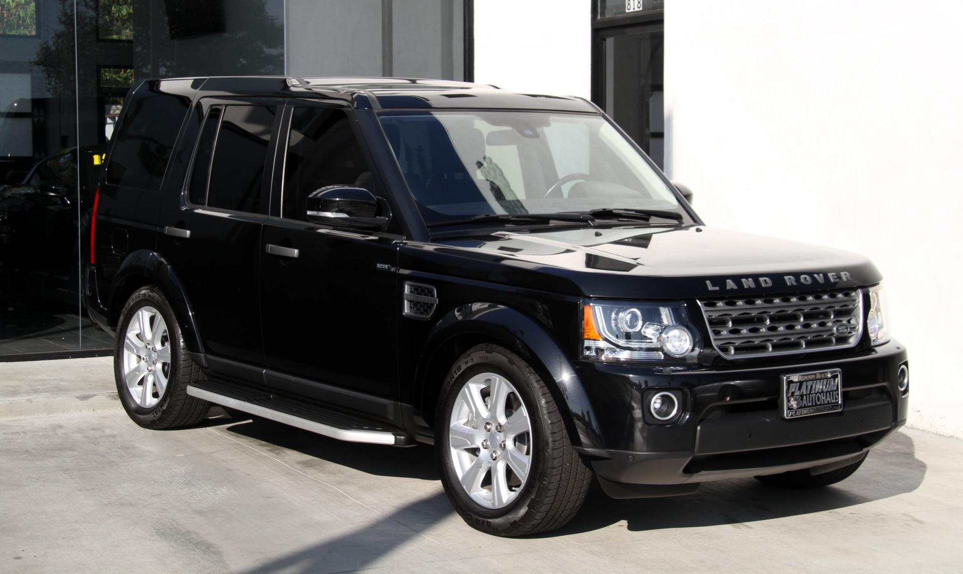 2016 land rover lr4 hse stock 5998 for sale near redondo beach ca ca land rover dealer. Black Bedroom Furniture Sets. Home Design Ideas