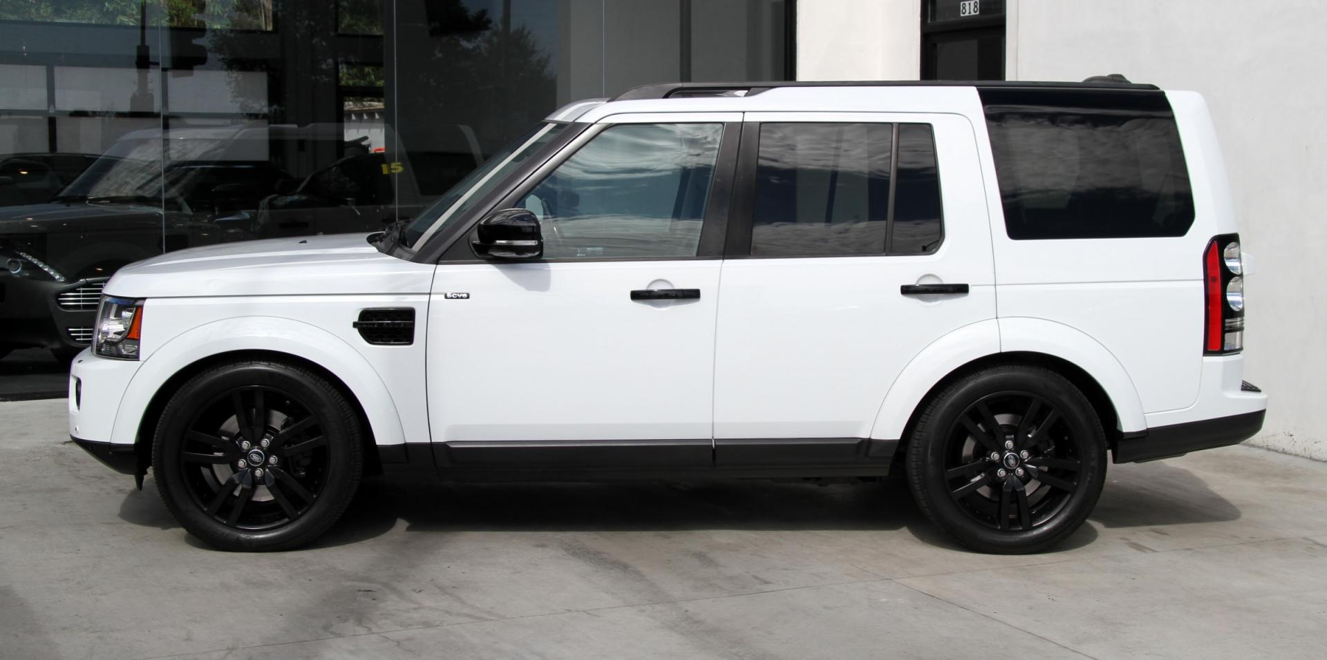 Used Rims For Sale Near Me >> 2014 Land Rover LR4 HSE ** BLACK DESIGN PACKAGE ** Stock ...