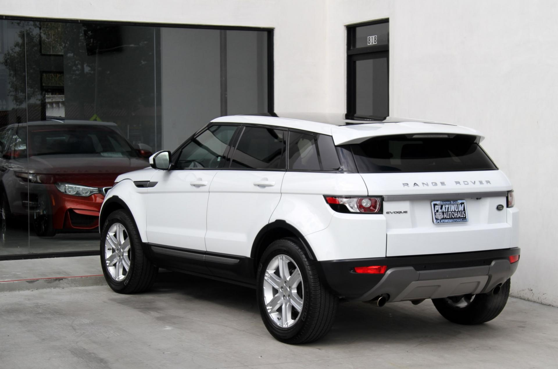 2014 Land Rover Range Rover Evoque Pure Plus Stock 6234 For Sale Near Redondo Beach Ca Ca