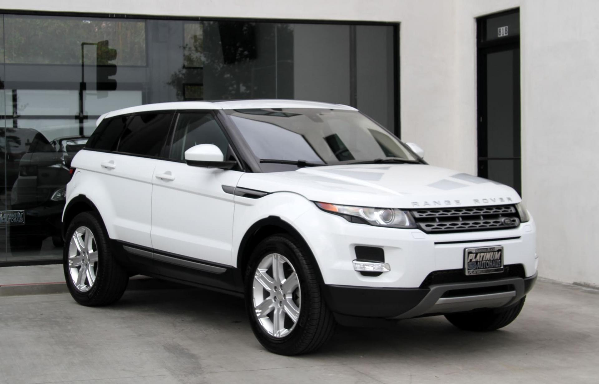 2014 Land Rover Range Rover Evoque Pure Plus Stock 6234