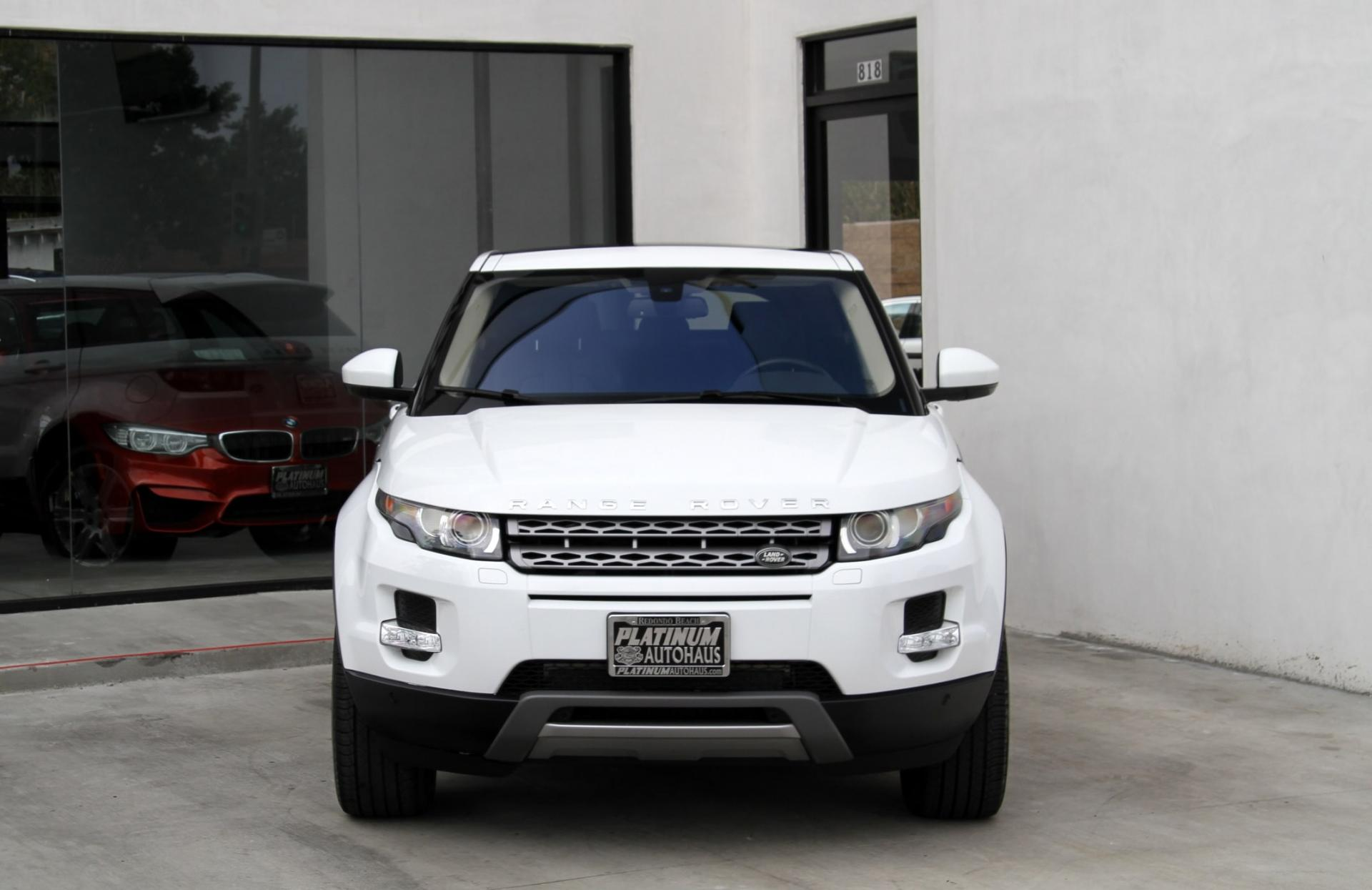 2014 land rover range rover evoque pure plus stock 6234 for sale near redondo beach ca ca - Land rover garage near me ...