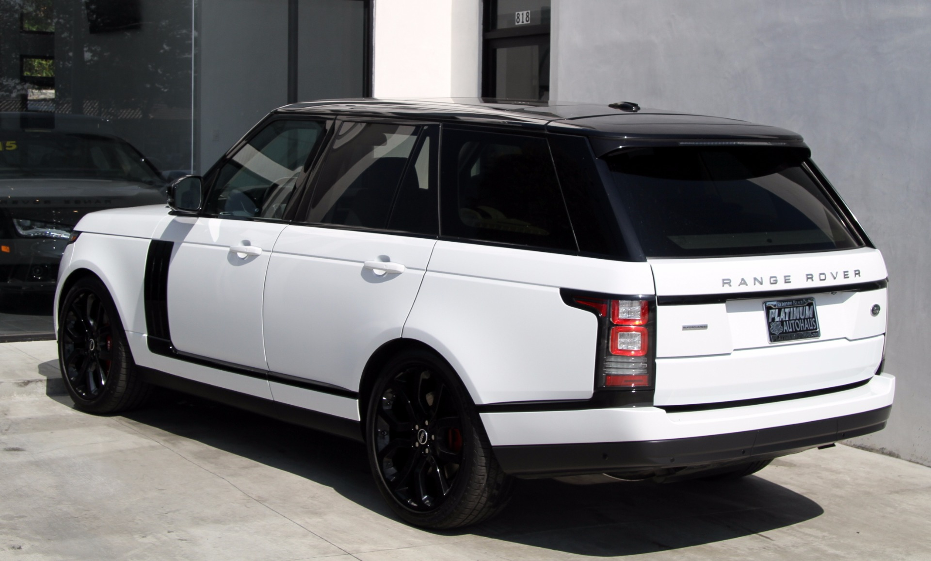 2014 Land Rover Range Rover Supercharged Stock 196900