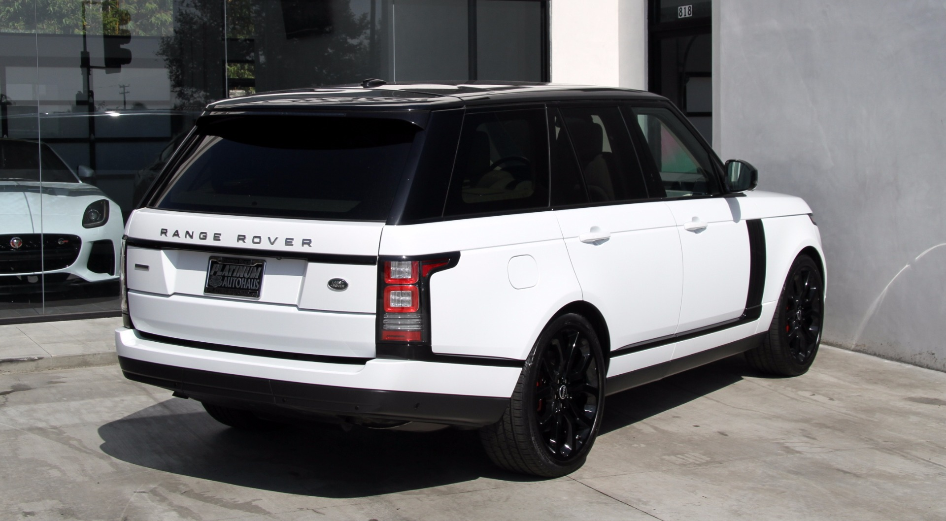 2014 land rover range rover supercharged stock 196900 for sale near redondo beach ca ca. Black Bedroom Furniture Sets. Home Design Ideas