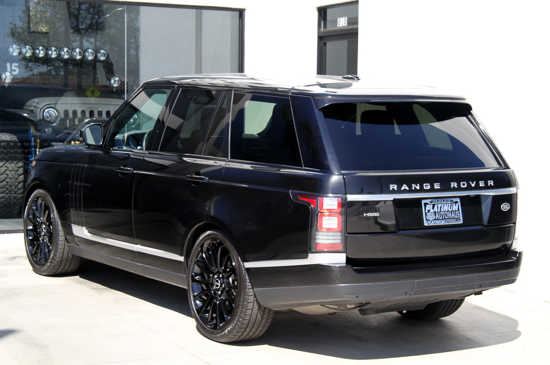 2015 land rover range rover hse stock 5972 for sale near redondo beach ca ca land rover dealer. Black Bedroom Furniture Sets. Home Design Ideas