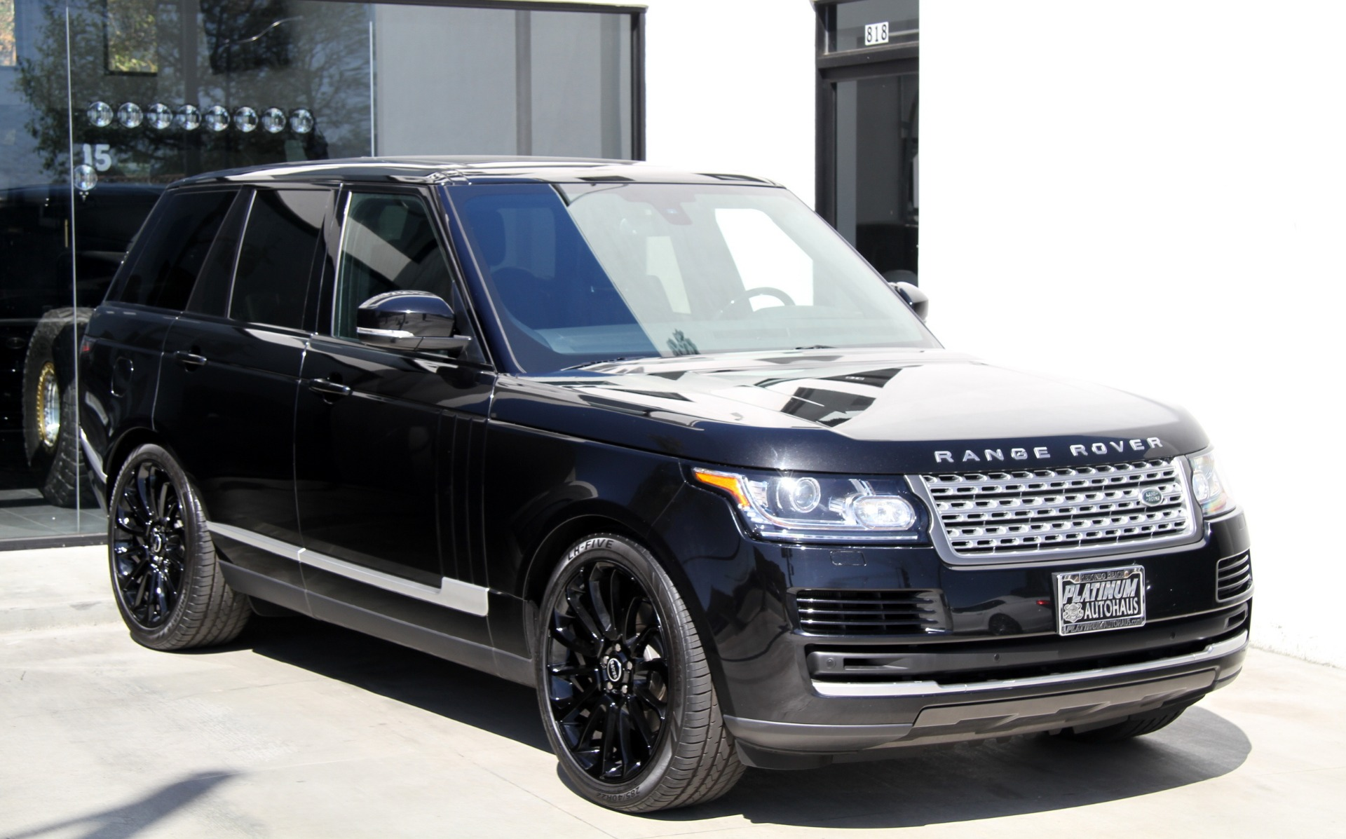 2015 Land Rover Range Rover Hse Stock 5972 For Sale Near