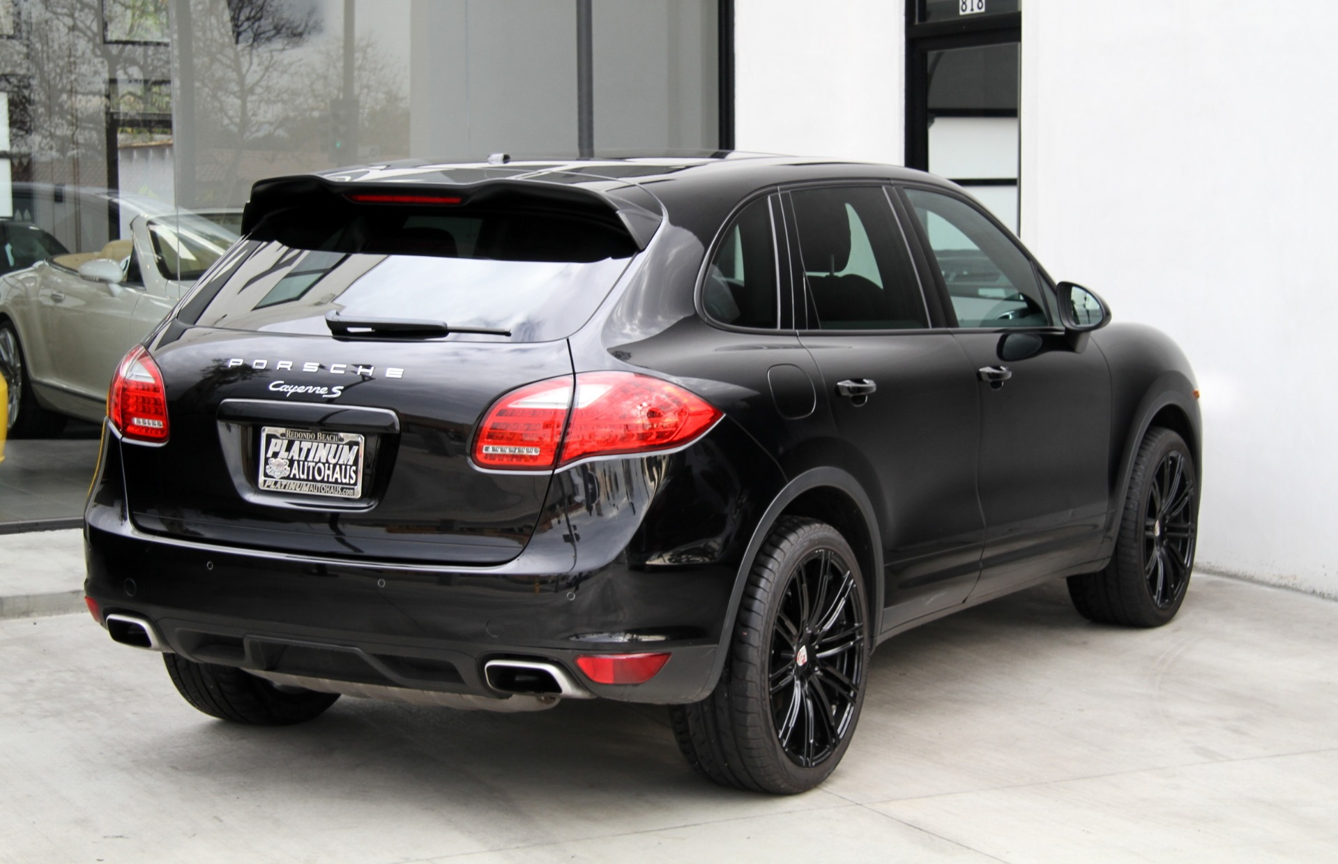 2014 porsche cayenne s stock 5919 for sale near redondo beach ca ca porsche dealer. Black Bedroom Furniture Sets. Home Design Ideas