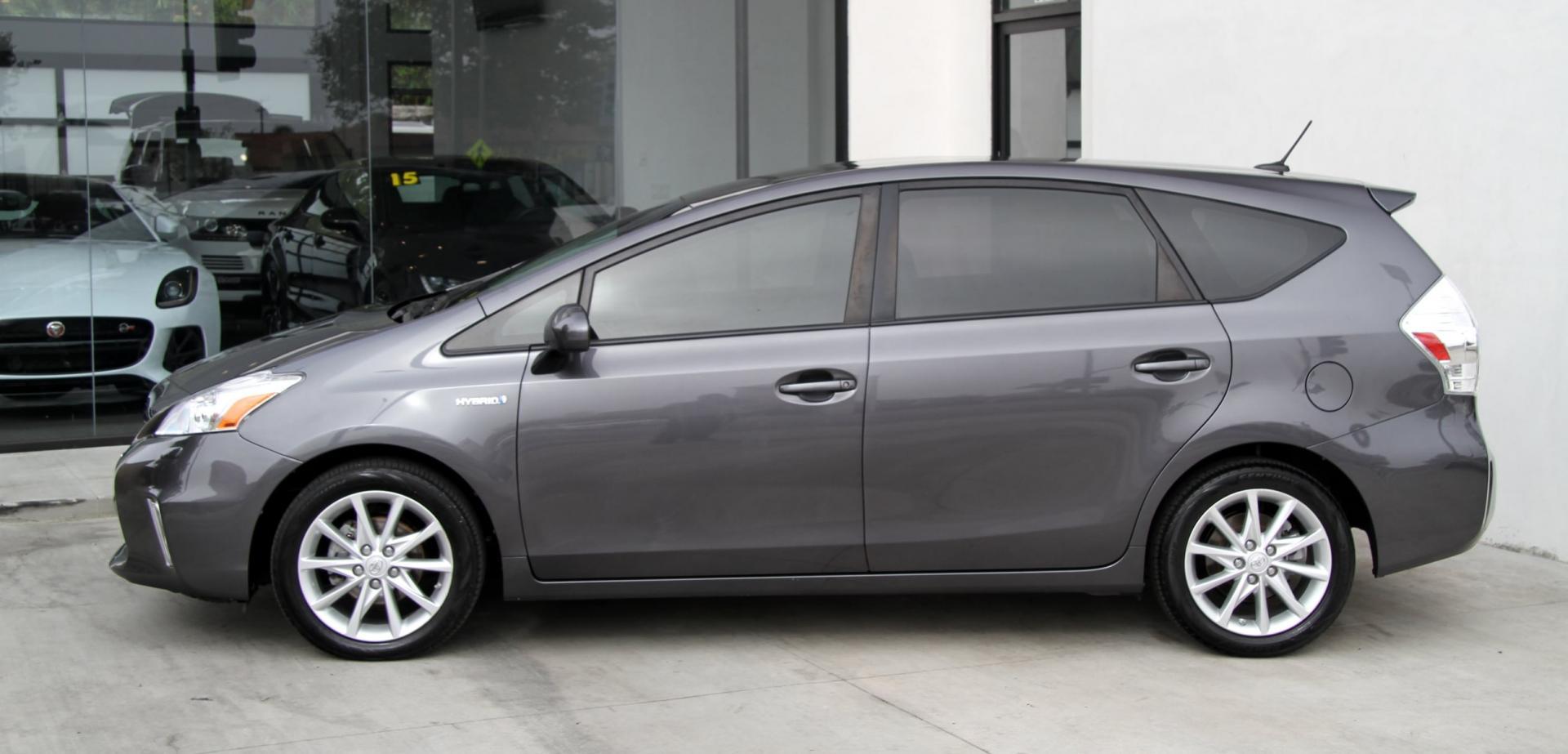 Used Prius V >> 2014 Toyota Prius V Five Stock 5985a For Sale Near Redondo Beach