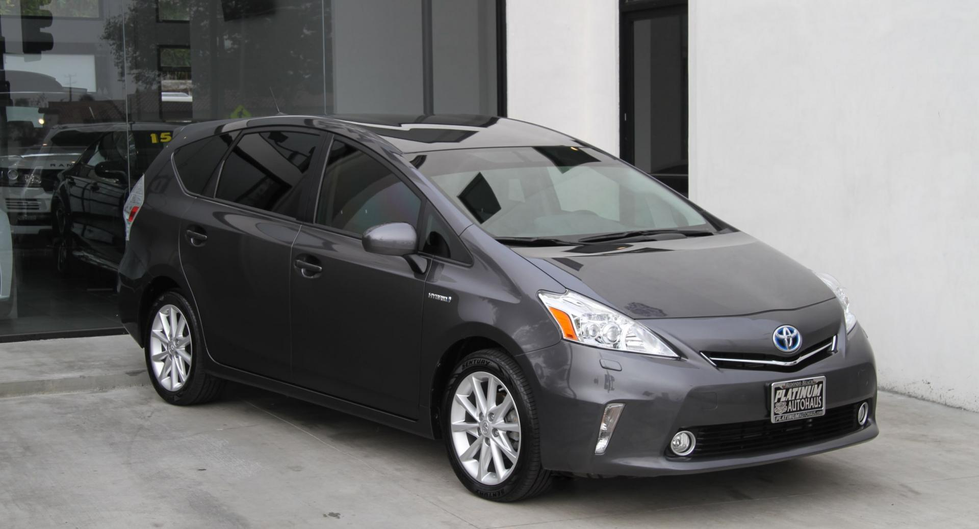 2014 toyota prius v five stock 5985a for sale near redondo beach ca ca toyota dealer. Black Bedroom Furniture Sets. Home Design Ideas