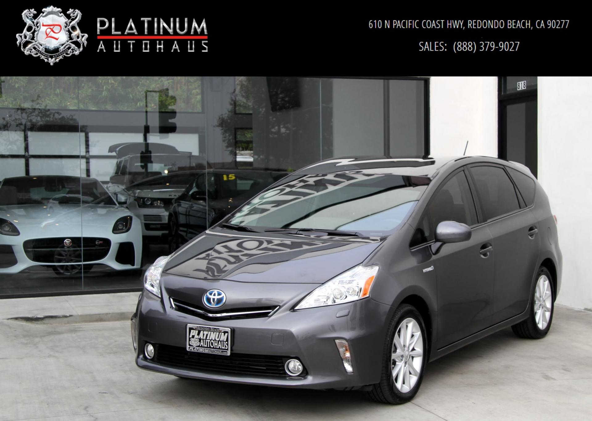 2014 Toyota Prius v Five Stock # 5985A for sale near ...