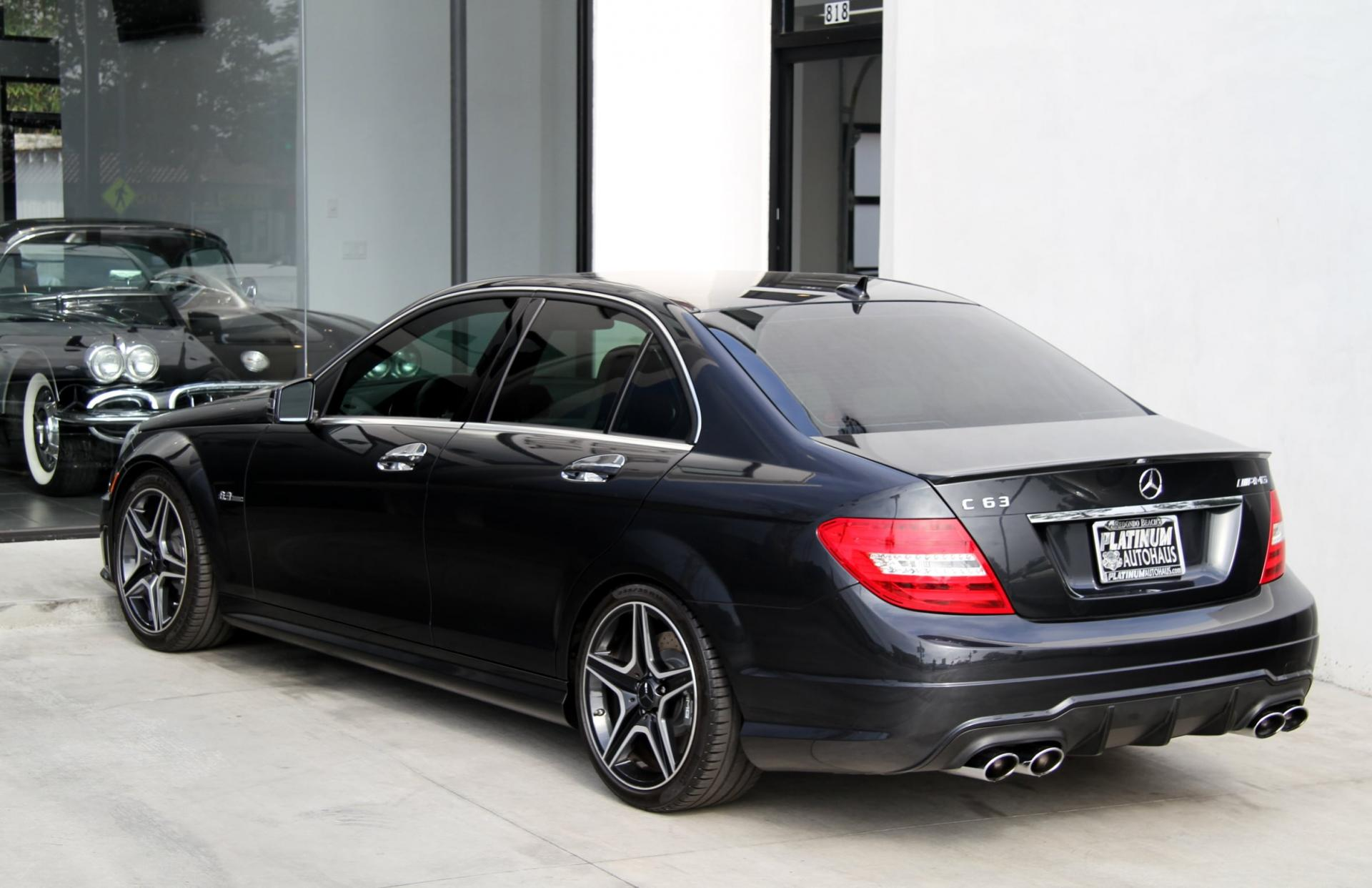 Mercedes Dealership Near Me >> 2012 Mercedes-Benz C 63 AMG Stock # 5888A for sale near ...
