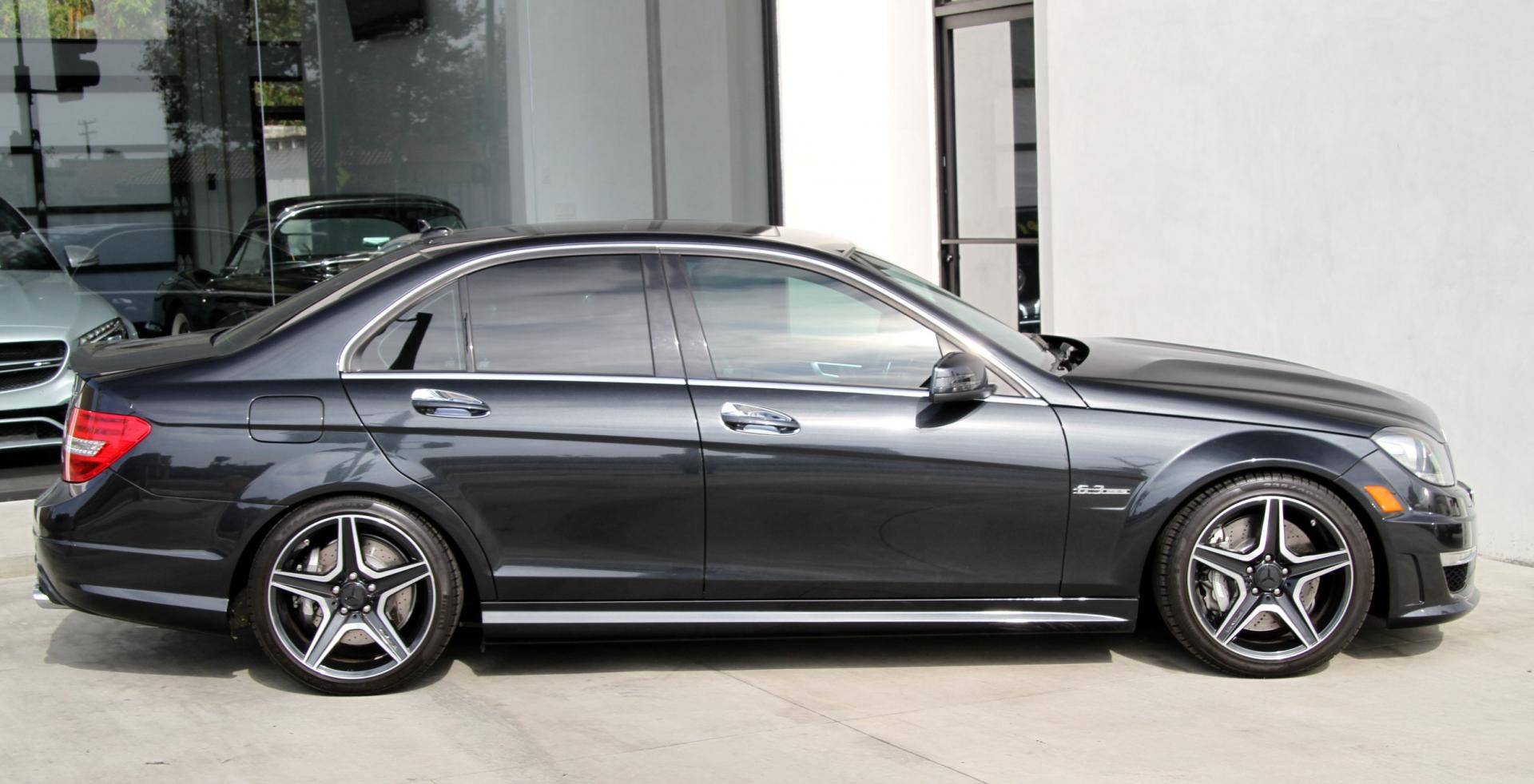 2012 mercedes benz c 63 amg stock 5888a for sale near for Mercedes benz financial services address