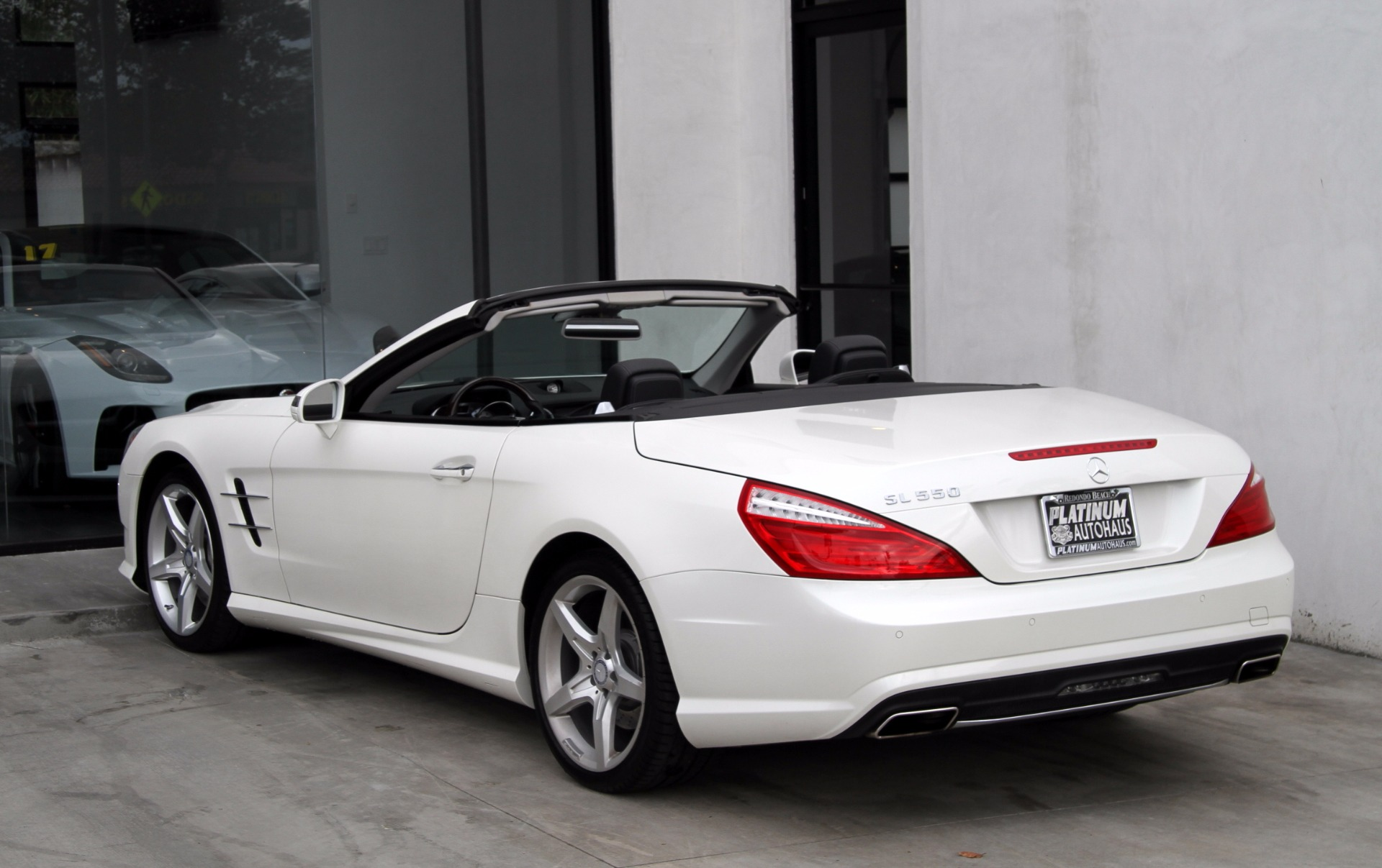 2013 mercedes benz sl550 amg sport package stock 6026 for Mercedes benz nearby