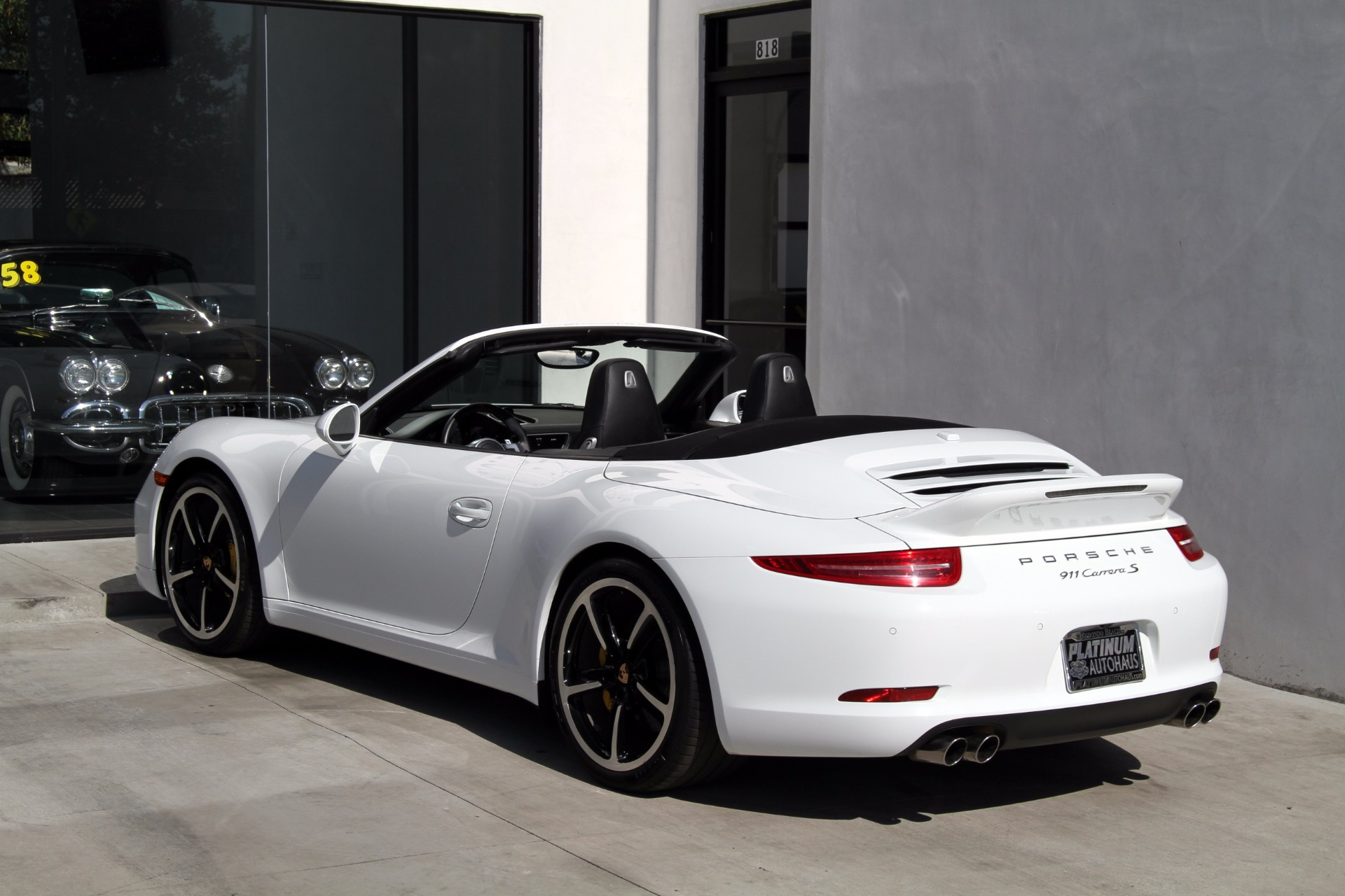2015 porsche 911 carrera s sport design package. Black Bedroom Furniture Sets. Home Design Ideas