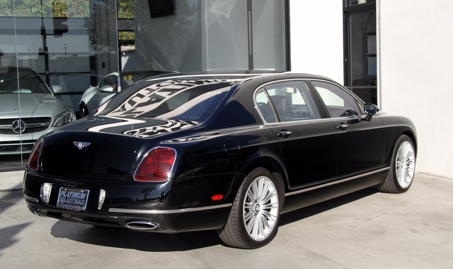 2009 bentley continental flying spur speed stock 6025 for sale near redondo beach ca ca. Black Bedroom Furniture Sets. Home Design Ideas