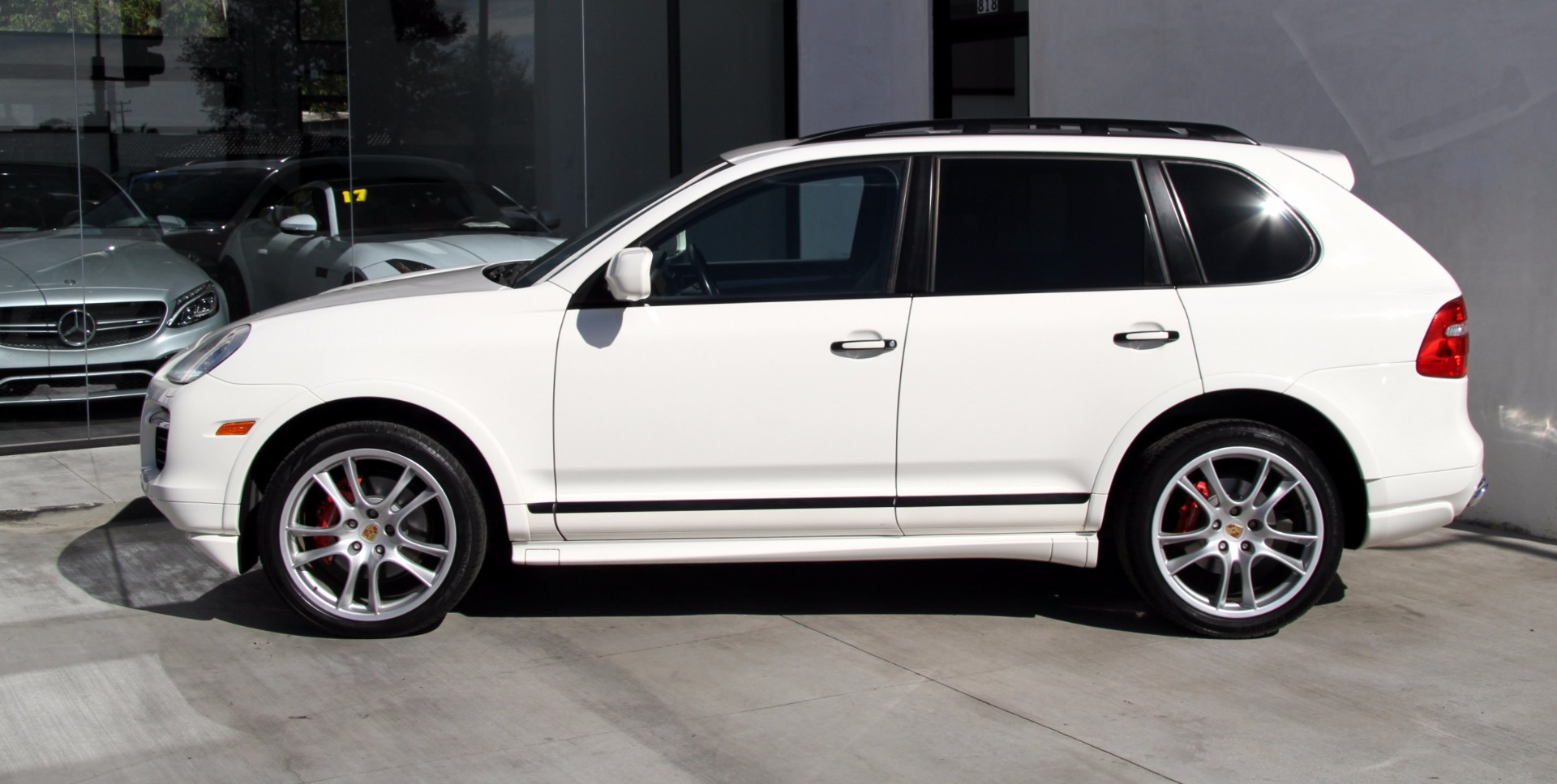 Free Vehicle History Report By Vin >> 2009 Porsche Cayenne GTS Stock # 6024 for sale near ...
