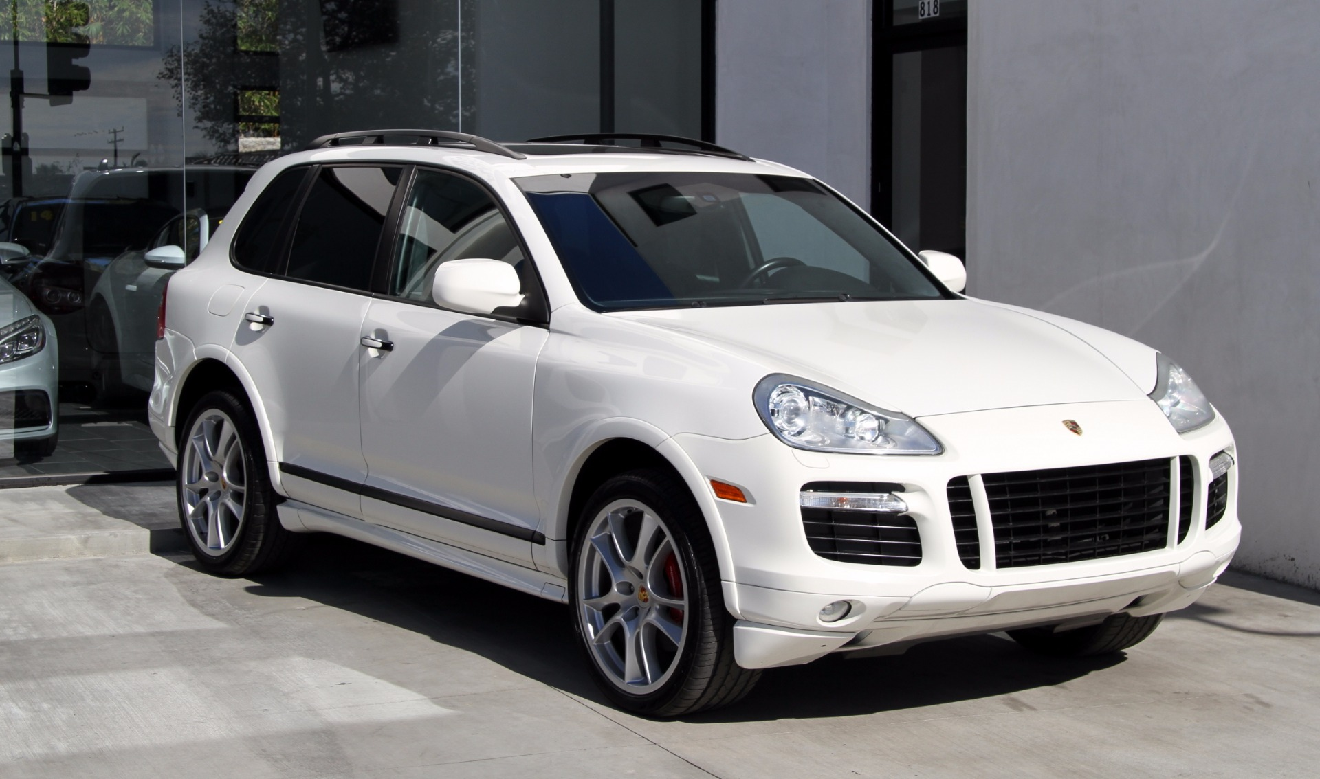 Suv Floor Mats >> 2009 Porsche Cayenne GTS Stock # 6024 for sale near ...