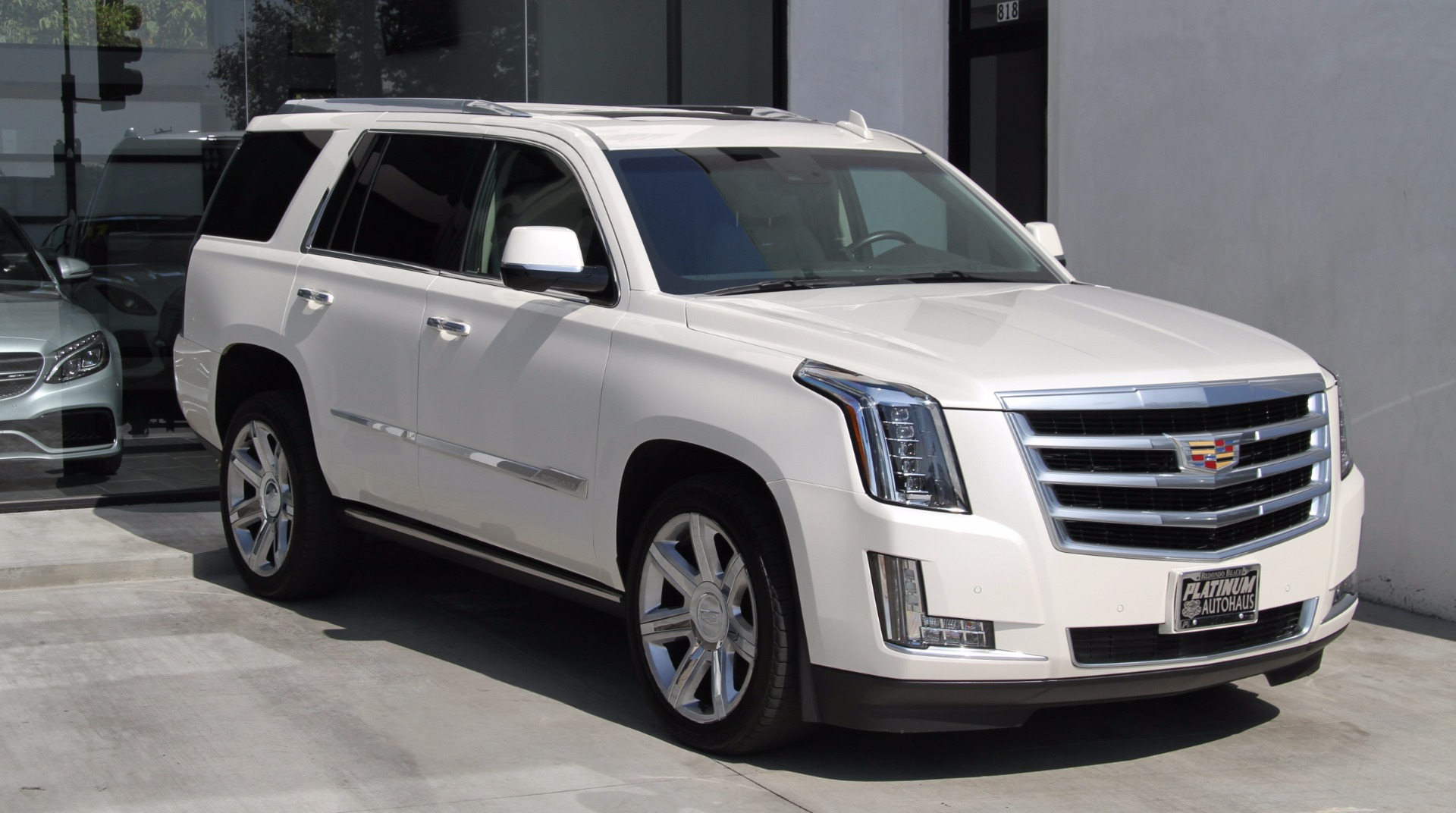 7 Passenger Suv >> 2015 CADILLAC ESCALADE Premium Stock # 6020 for sale near Redondo Beach, CA | CA CADILLAC Dealer