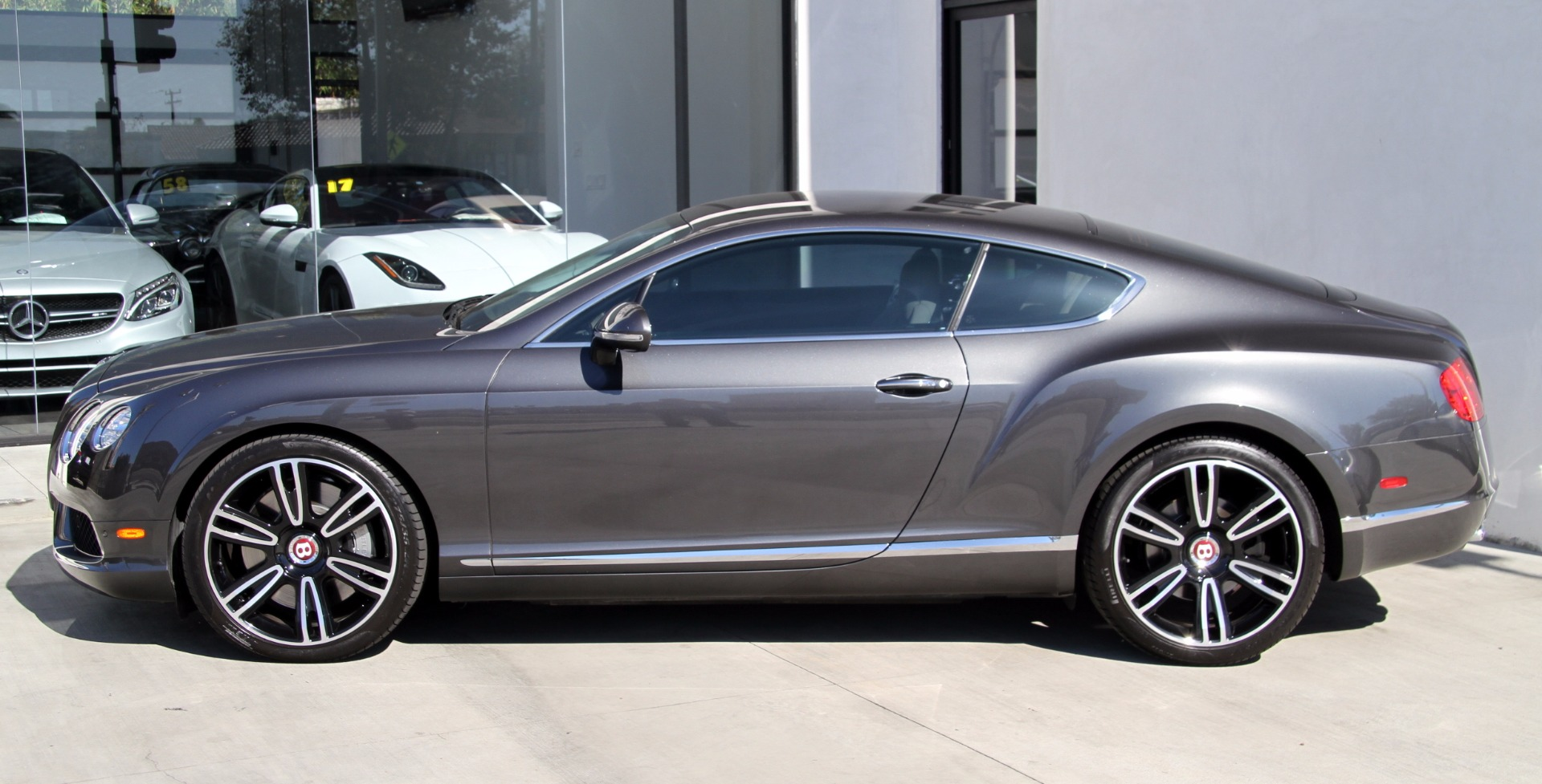 2013 Bentley Continental Gt Mulliner Edition Stock 6068b