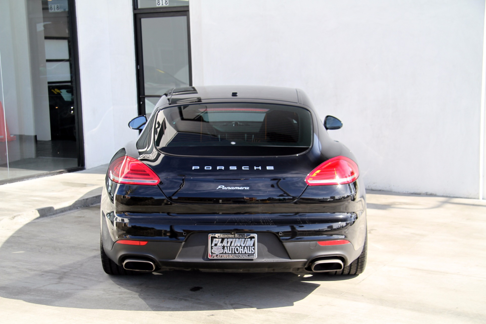 2014 porsche panamera low miles stock 6023 for sale near redondo beach ca ca porsche. Black Bedroom Furniture Sets. Home Design Ideas