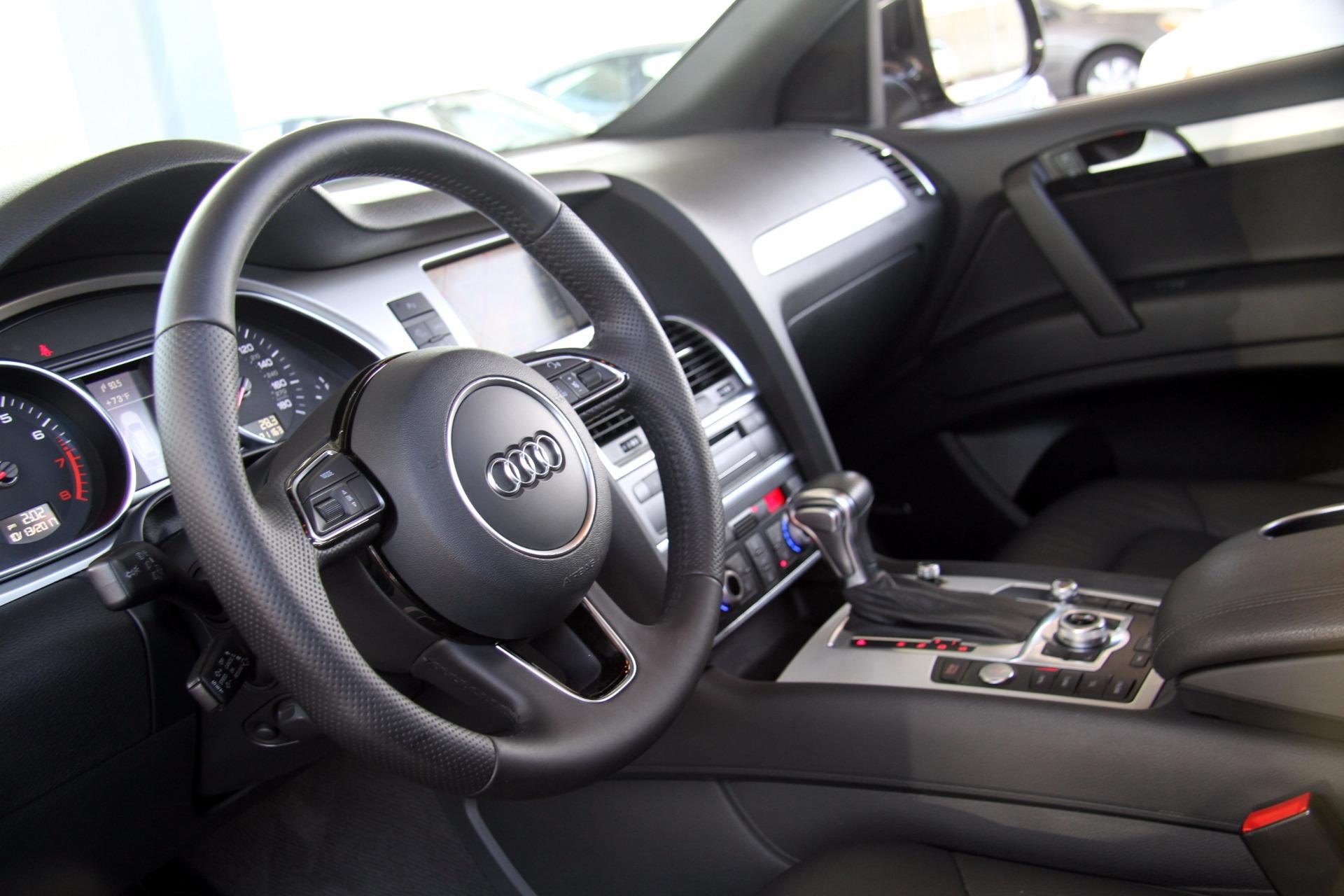 2014 Audi Q7 3.0T S-Line Prestige Stock # 6010 for sale near Redondo Beach, CA | CA Audi Dealer